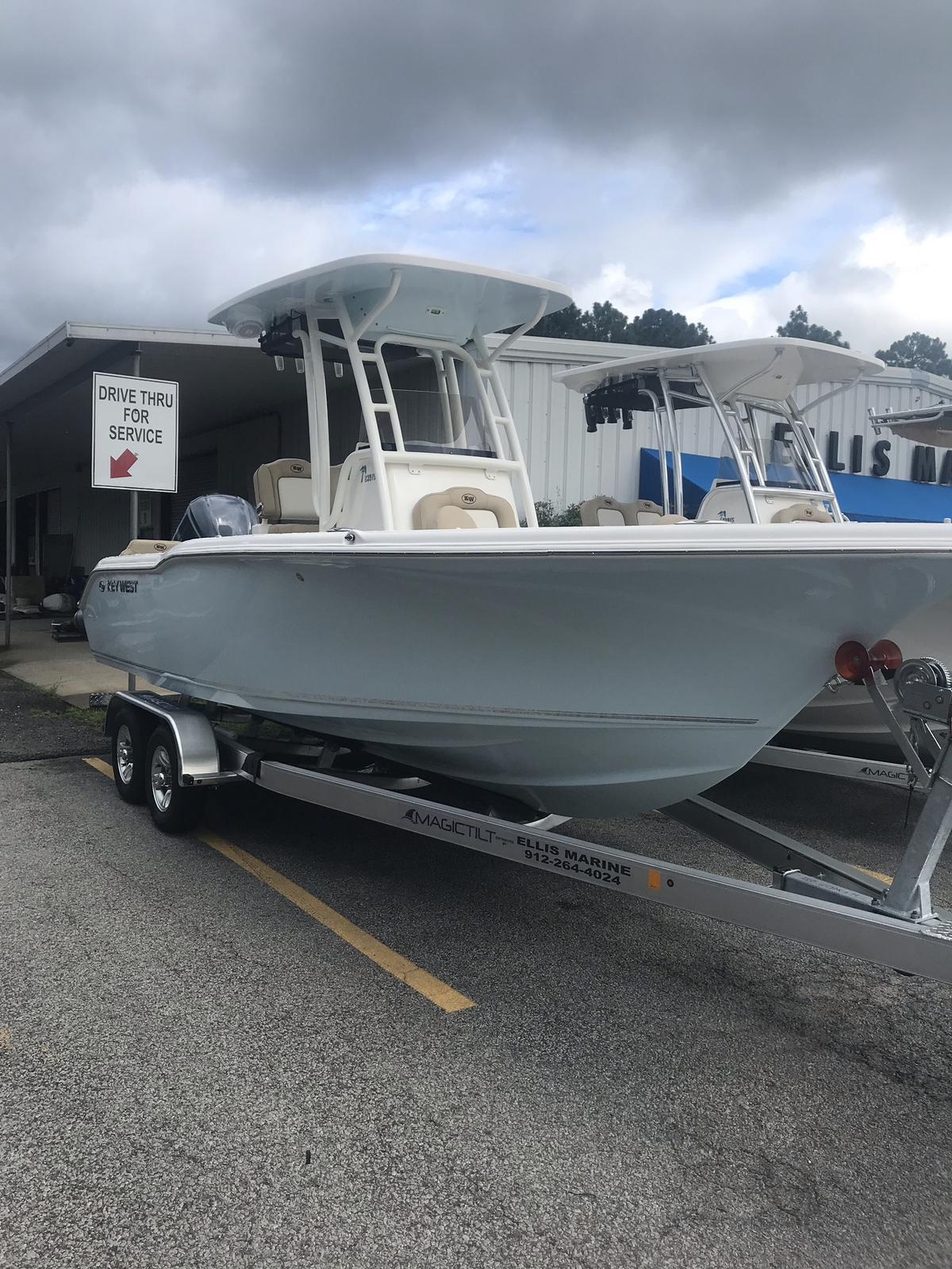 2020 Key West boat for sale, model of the boat is 239FS & Image # 1 of 7