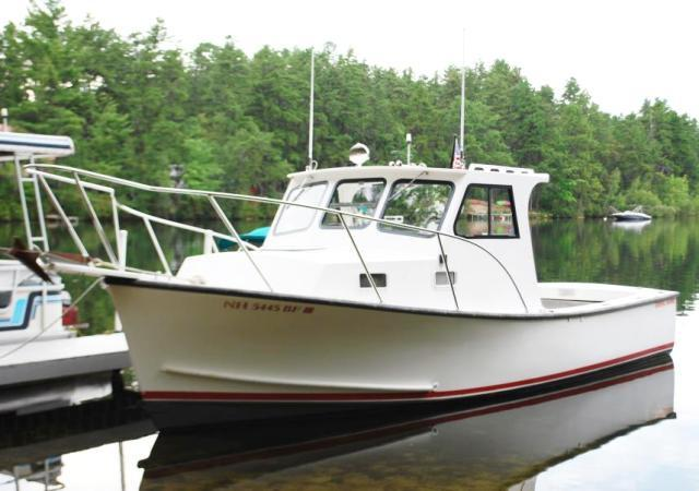 1988 General Marine 25 Pilothouse