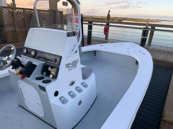 2020 Blazer boat for sale, model of the boat is 2420 GTS & Image # 3 of 4
