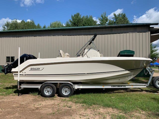 2020 BOSTON WHALER OUTRAGE for sale