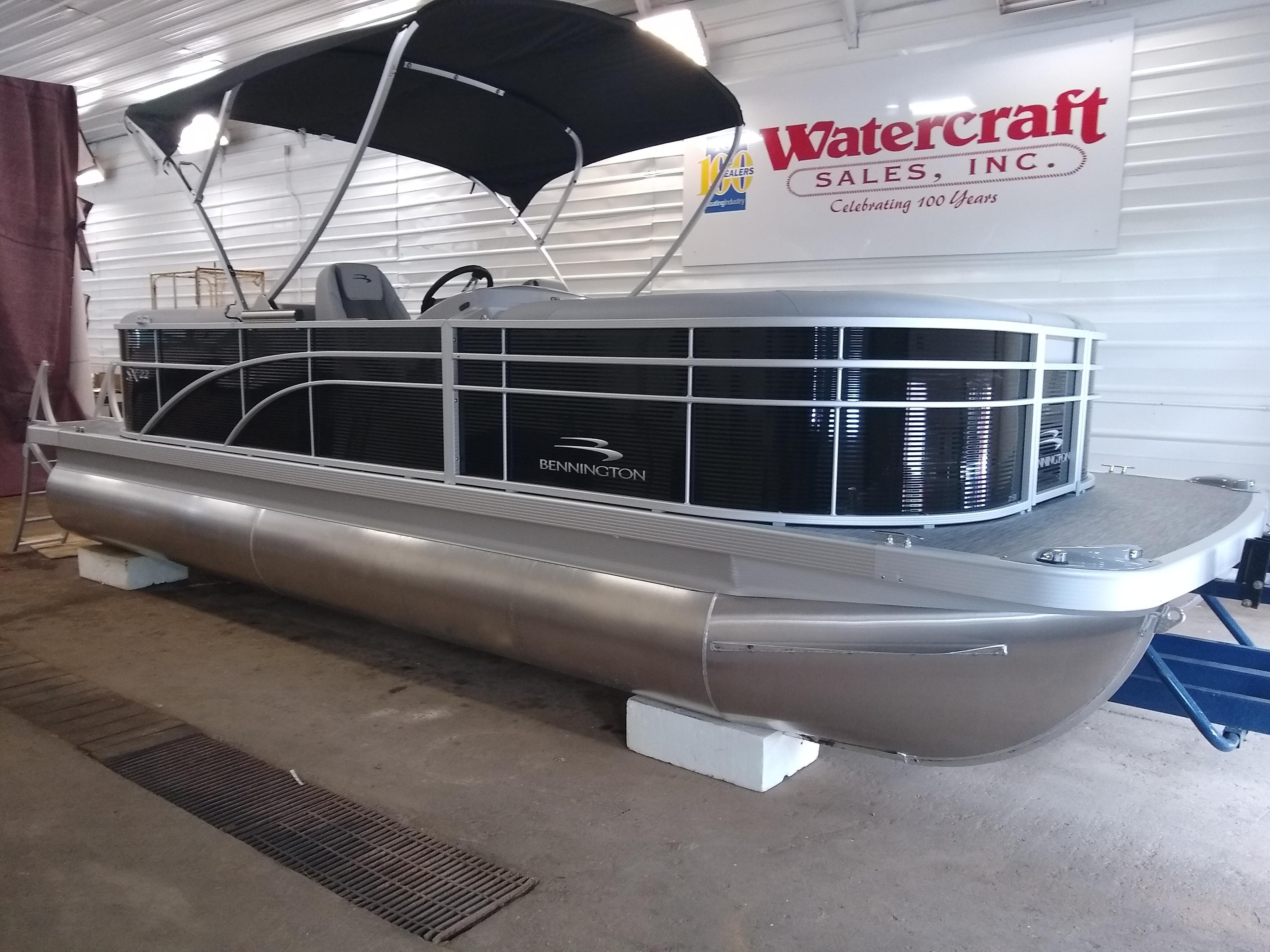 2020 Bennington boat for sale, model of the boat is SX Series 22 & Image # 4 of 14
