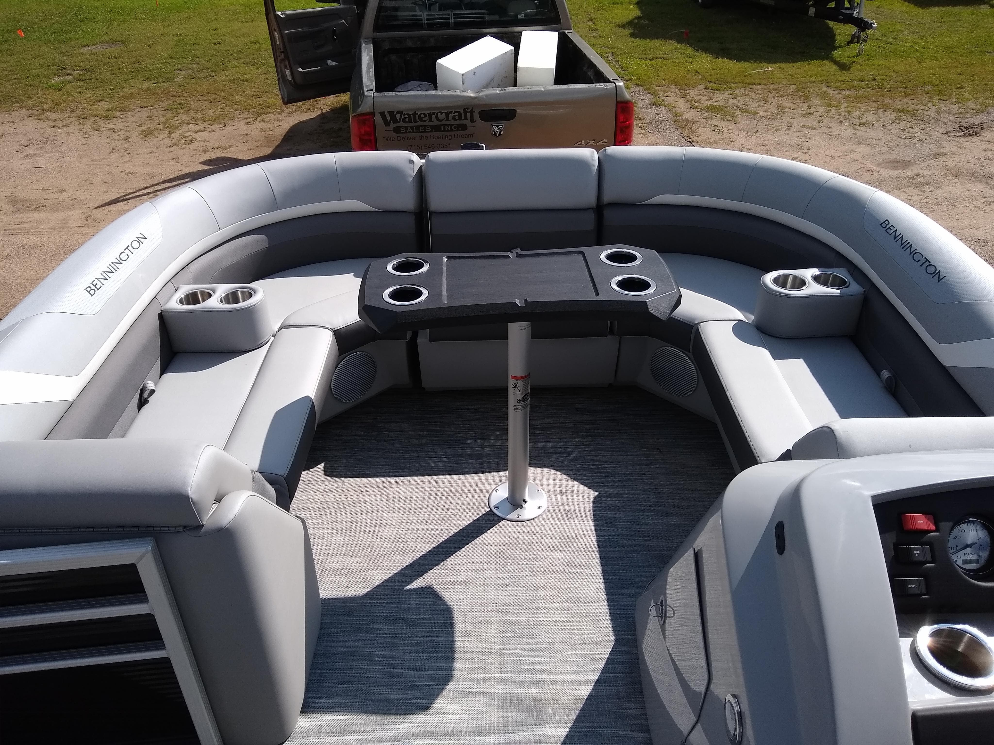 2020 Bennington boat for sale, model of the boat is SX Series 22 & Image # 5 of 14