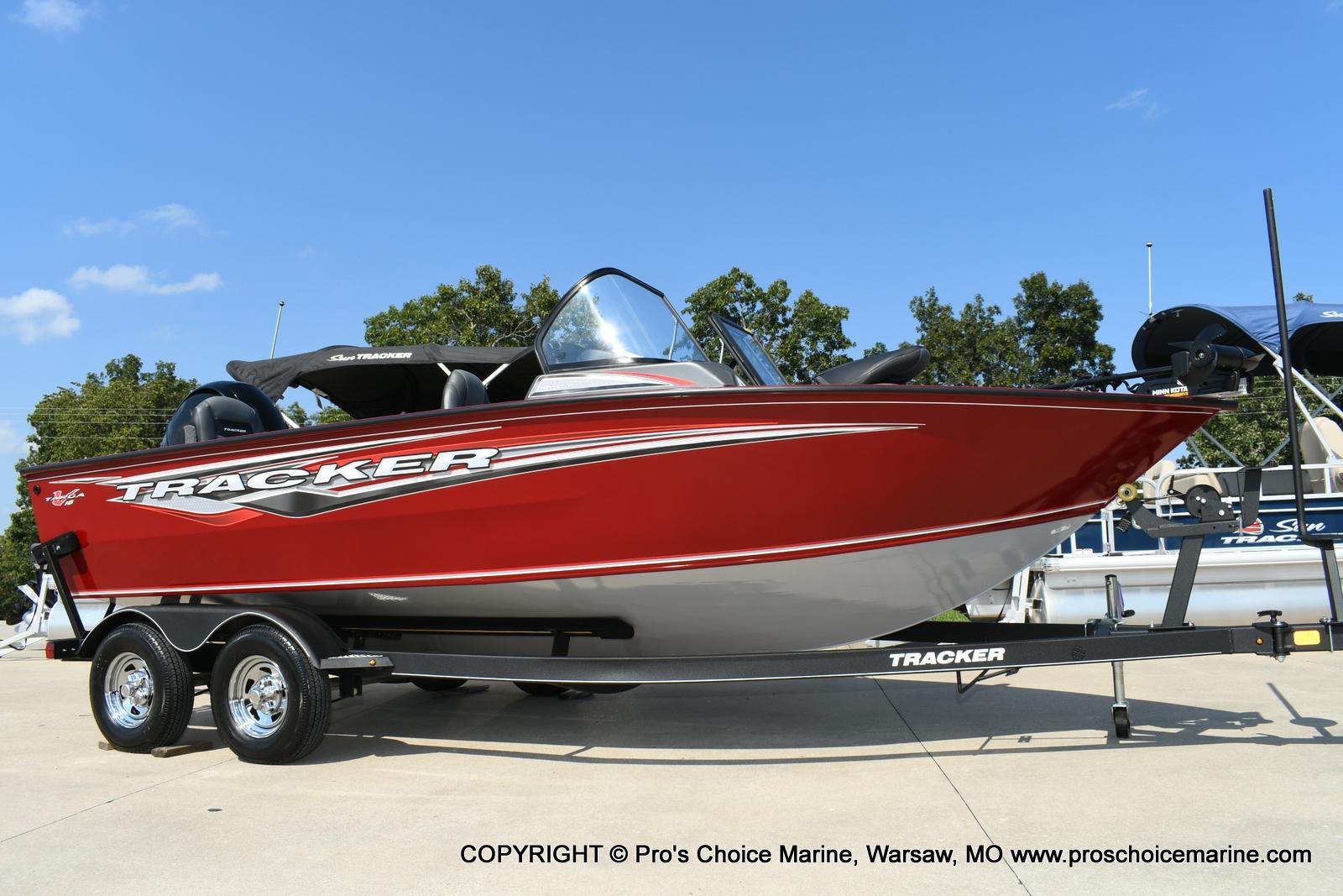 2020 Tracker Boats boat for sale, model of the boat is Targa V-18 Combo & Image # 12 of 50