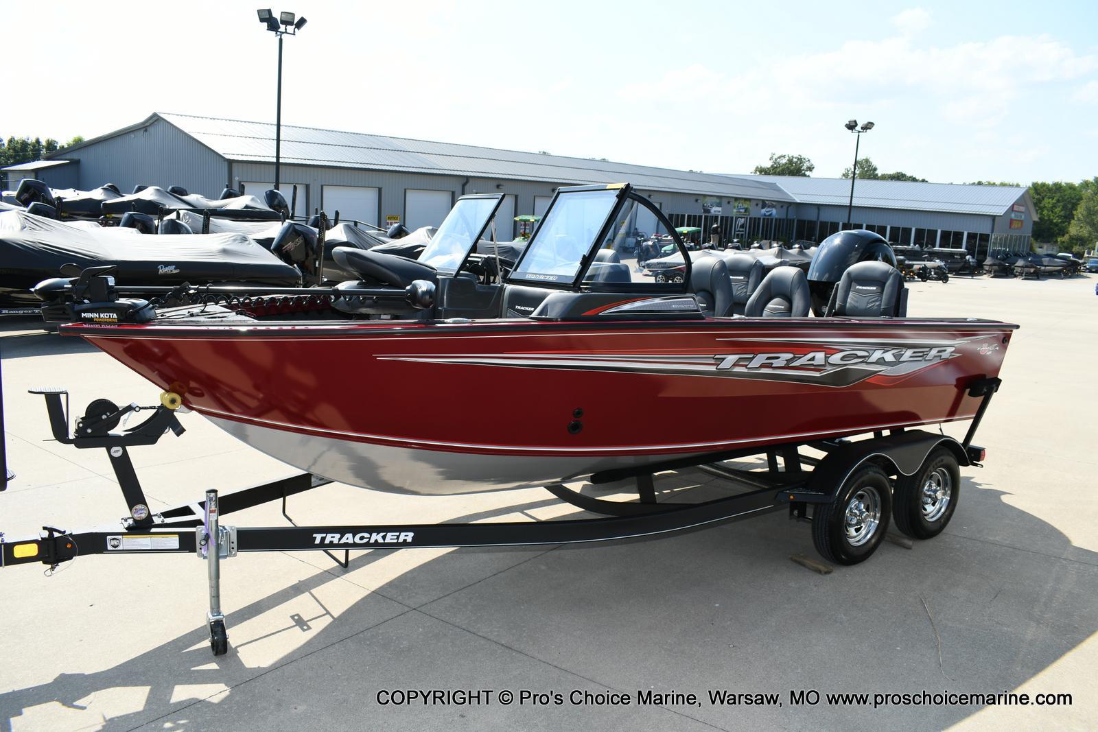 2020 Tracker Boats boat for sale, model of the boat is Targa V-18 Combo & Image # 13 of 50