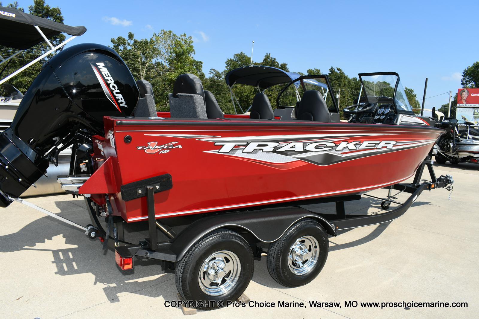 2020 Tracker Boats boat for sale, model of the boat is Targa V-18 Combo & Image # 2 of 50