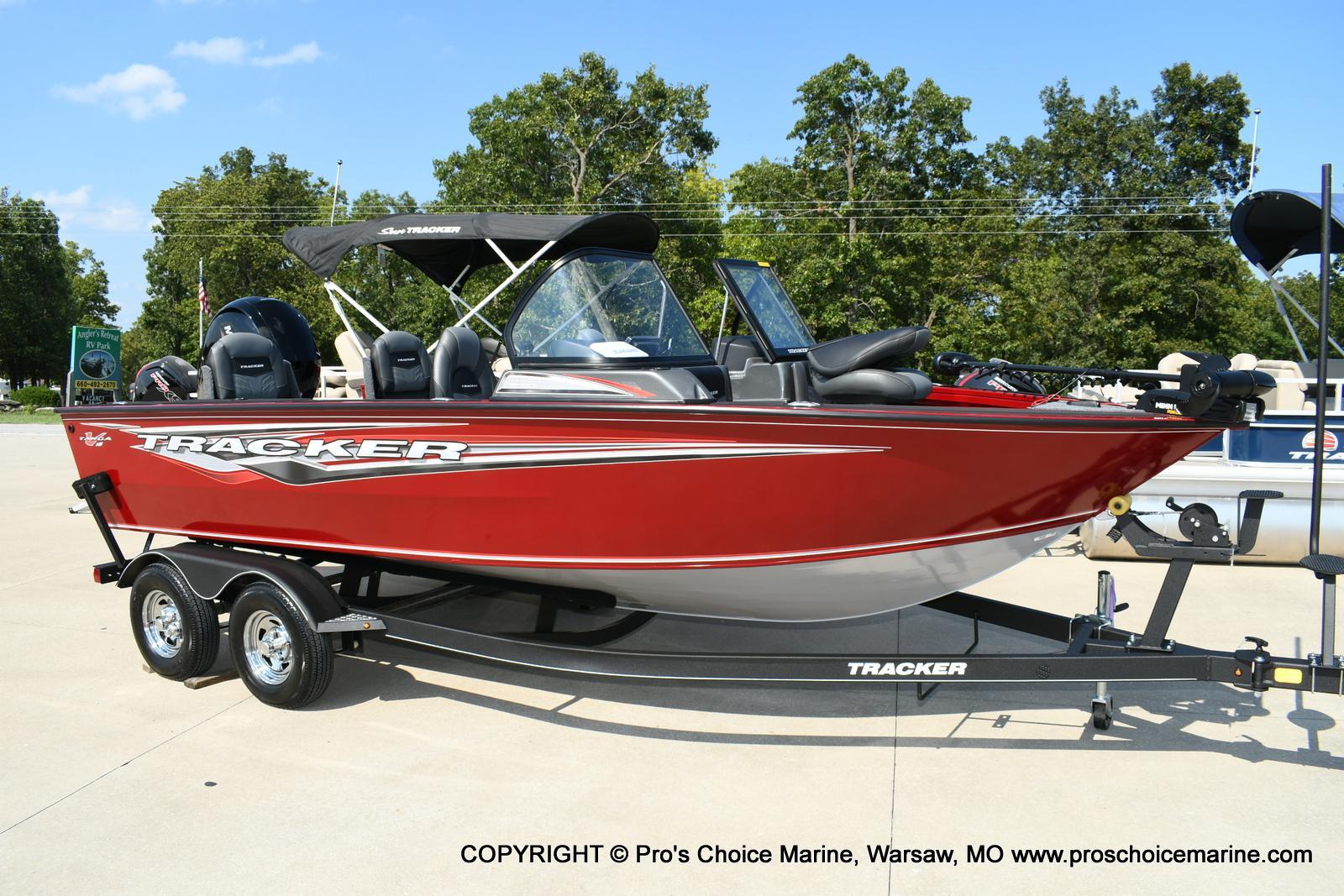 2020 Tracker Boats boat for sale, model of the boat is Targa V-18 Combo & Image # 21 of 50