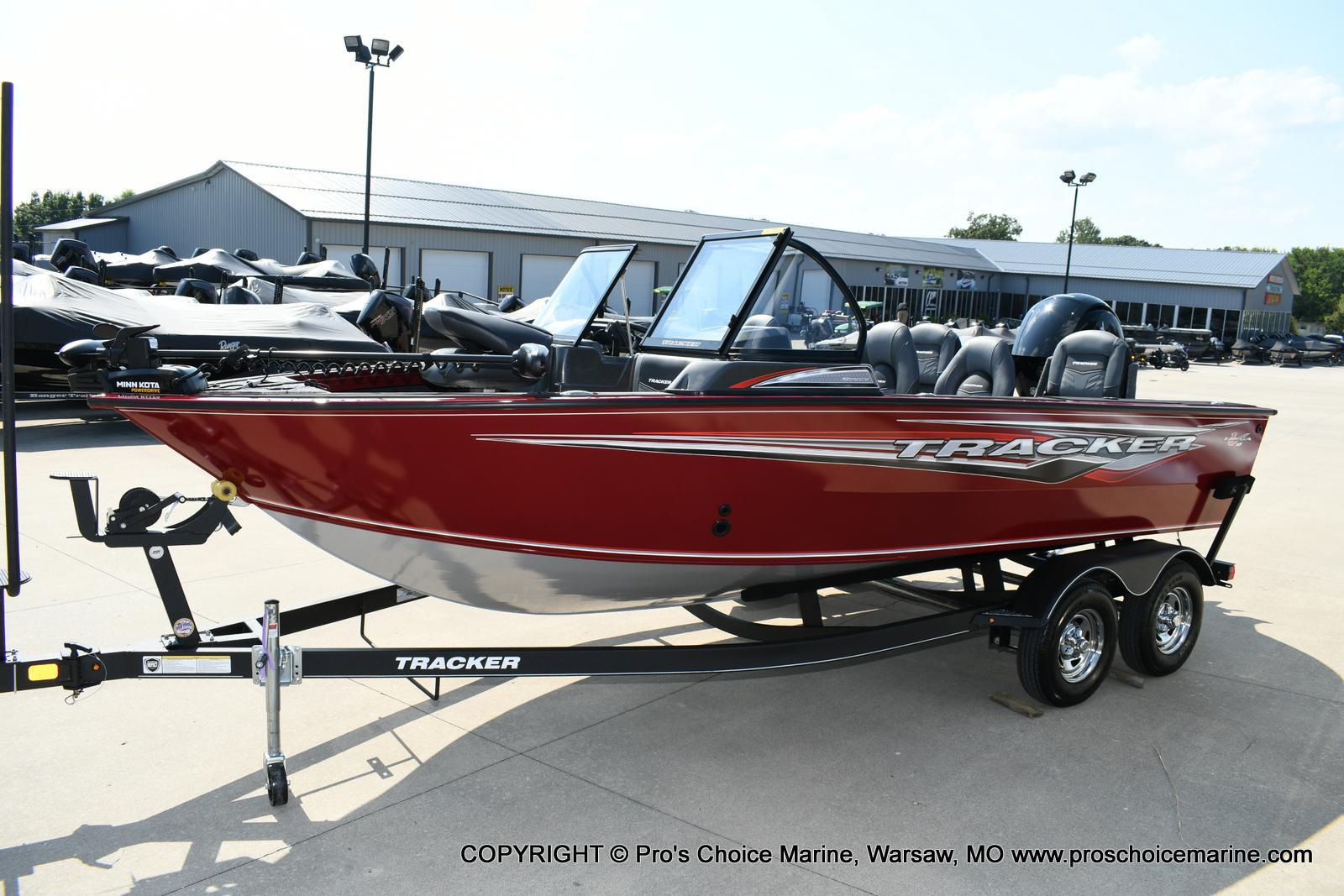 2020 Tracker Boats boat for sale, model of the boat is Targa V-18 Combo & Image # 22 of 50