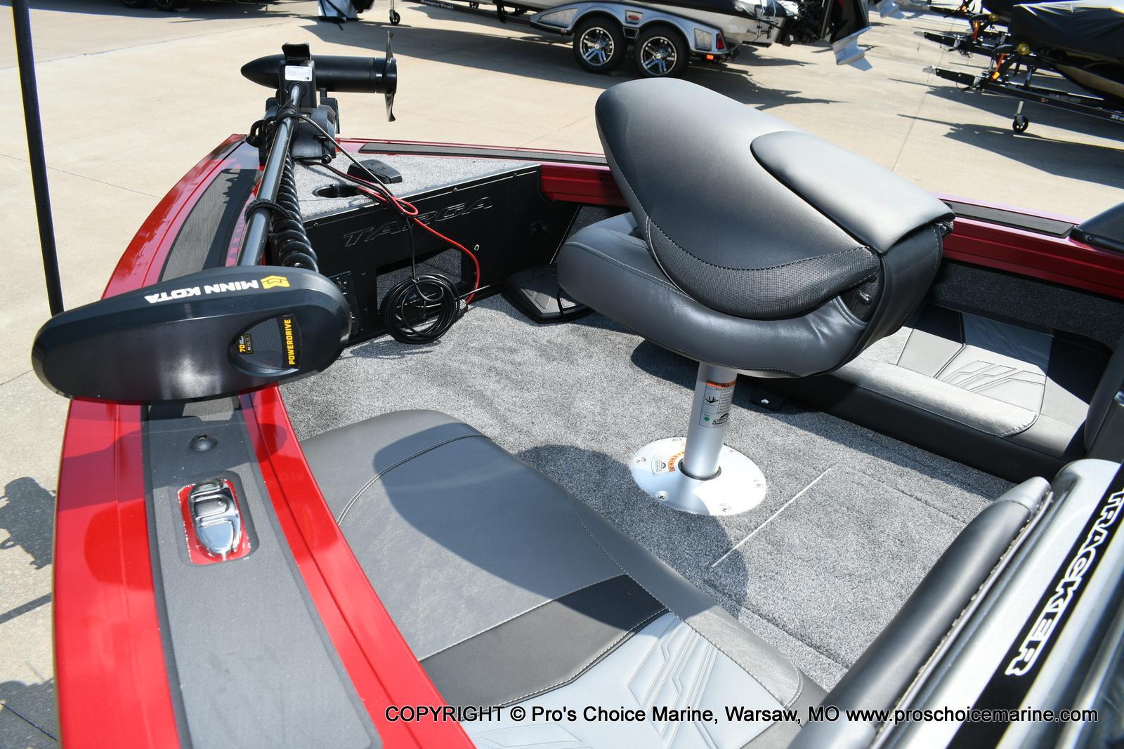 2020 Tracker Boats boat for sale, model of the boat is Targa V-18 Combo & Image # 25 of 50