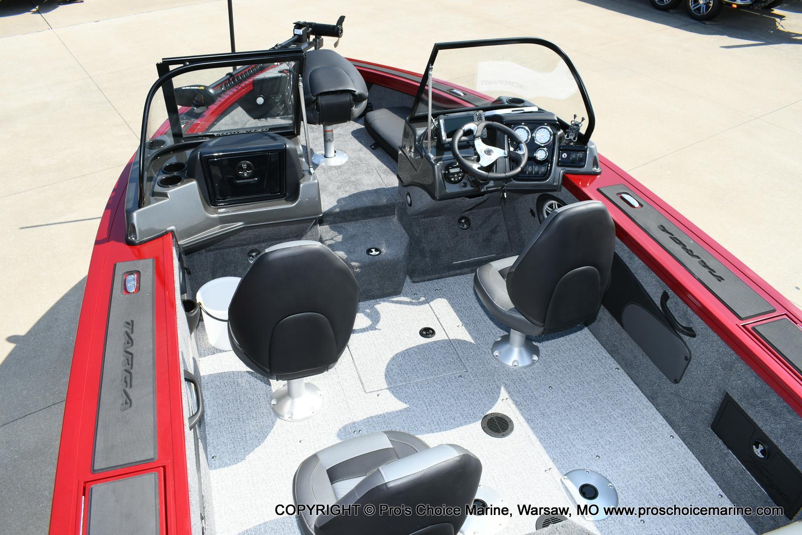 2020 Tracker Boats boat for sale, model of the boat is Targa V-18 Combo & Image # 26 of 50