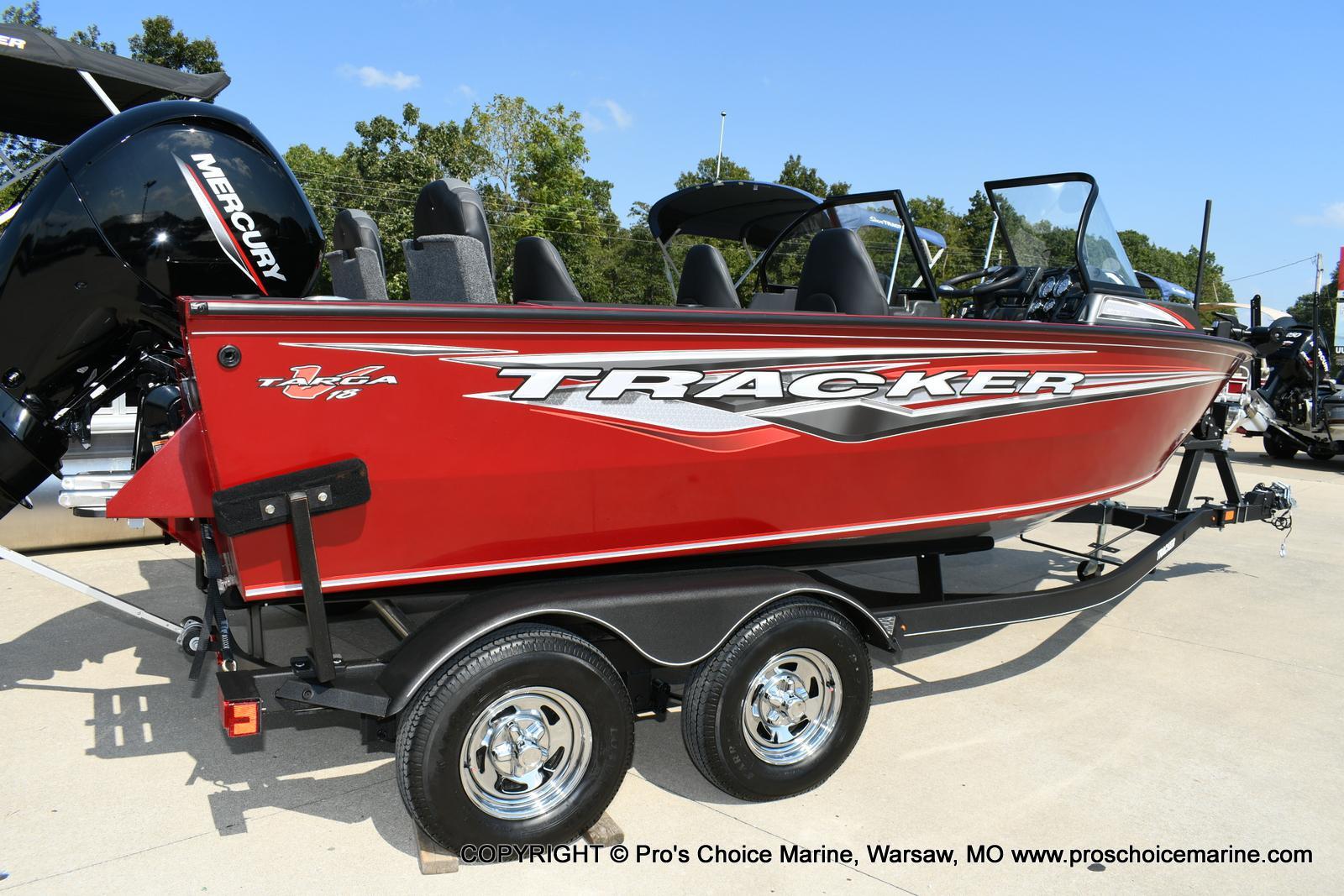 2020 Tracker Boats boat for sale, model of the boat is Targa V-18 Combo & Image # 3 of 50