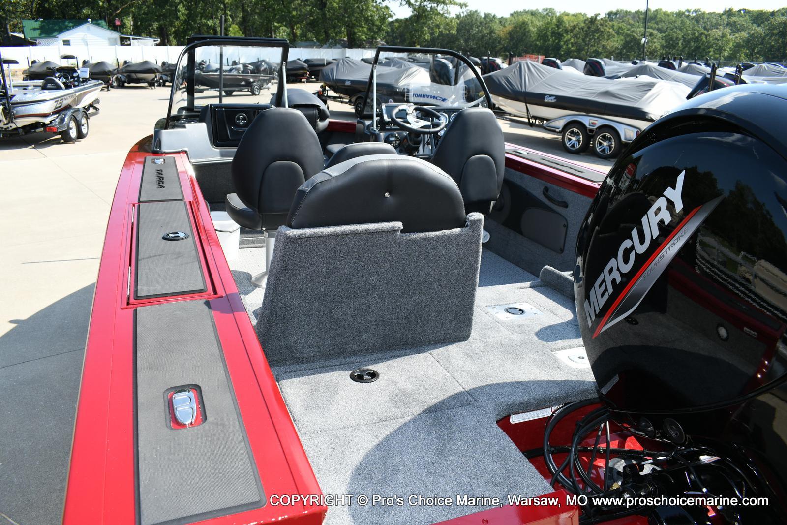 2020 Tracker Boats boat for sale, model of the boat is Targa V-18 Combo & Image # 37 of 50