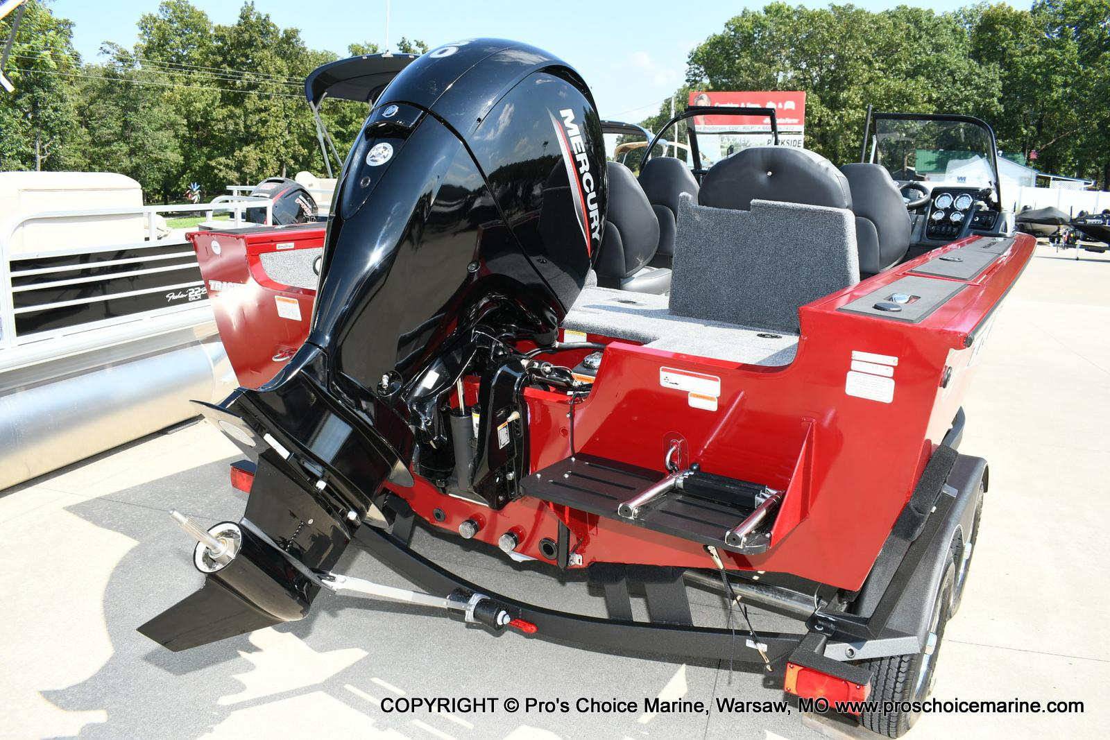 2020 Tracker Boats boat for sale, model of the boat is Targa V-18 Combo & Image # 4 of 50