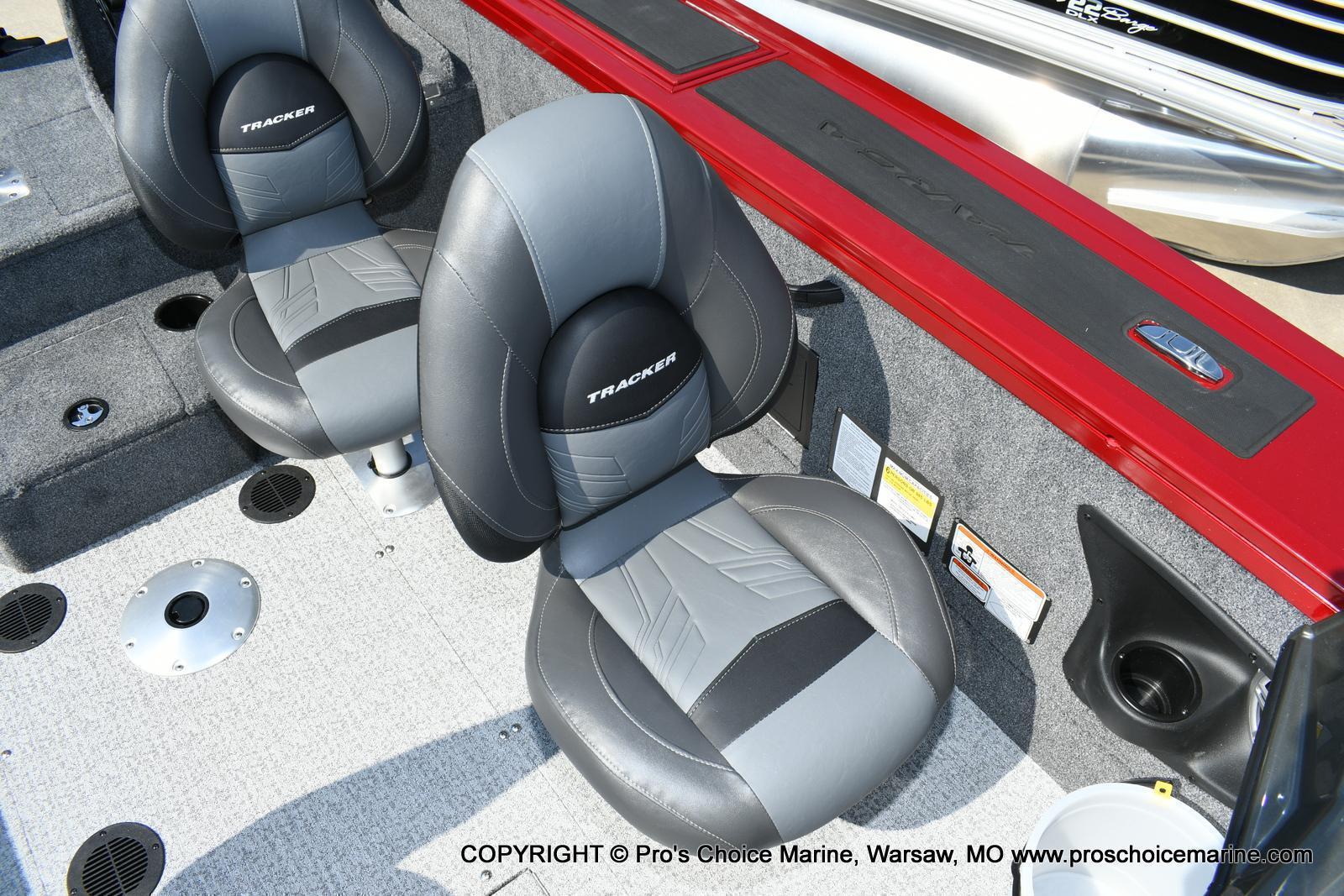 2020 Tracker Boats boat for sale, model of the boat is Targa V-18 Combo & Image # 43 of 50
