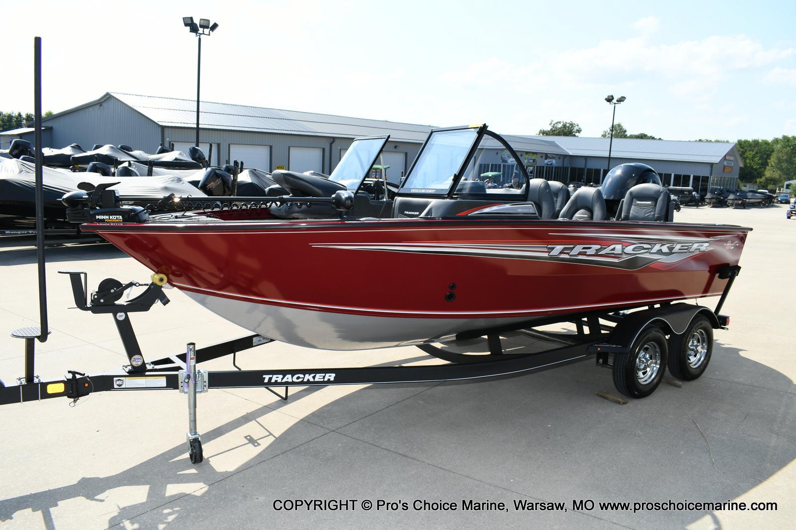 2020 Tracker Boats boat for sale, model of the boat is Targa V-18 Combo & Image # 50 of 50