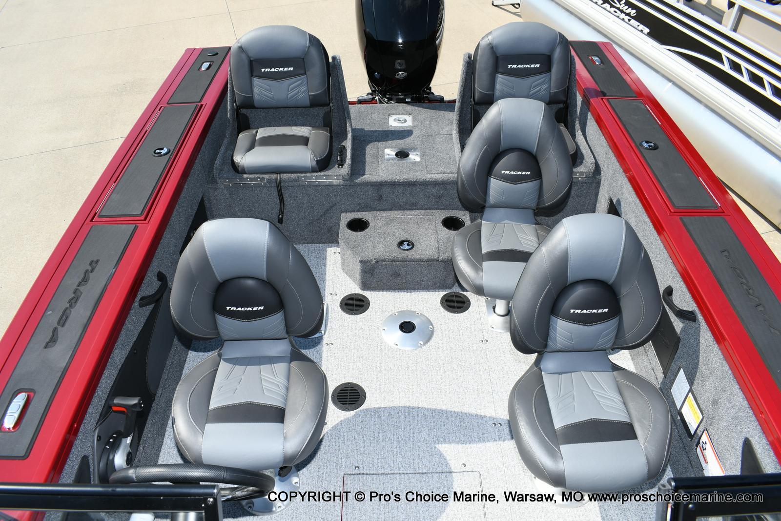 2020 Tracker Boats boat for sale, model of the boat is Targa V-18 Combo & Image # 9 of 50