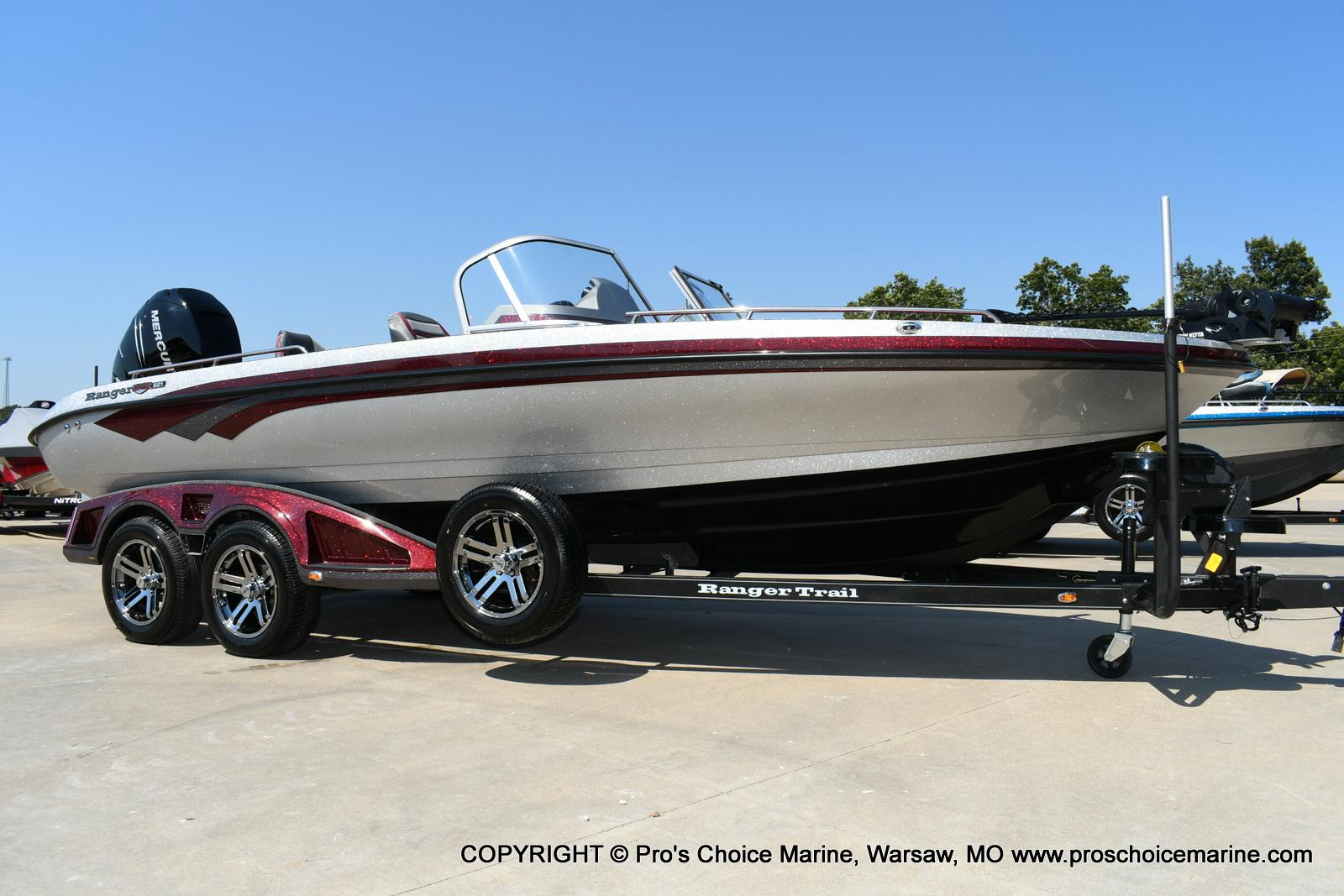 2020 Ranger Boats boat for sale, model of the boat is 621FS Ranger Cup Equipped & Image # 2 of 50