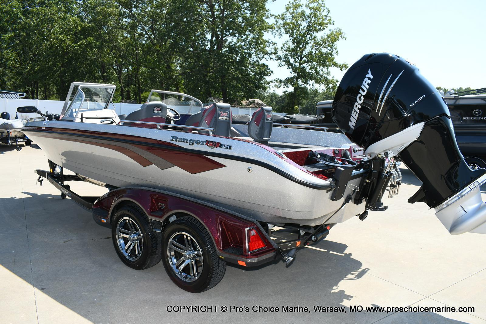 2020 Ranger Boats boat for sale, model of the boat is 621FS Ranger Cup Equipped & Image # 29 of 50
