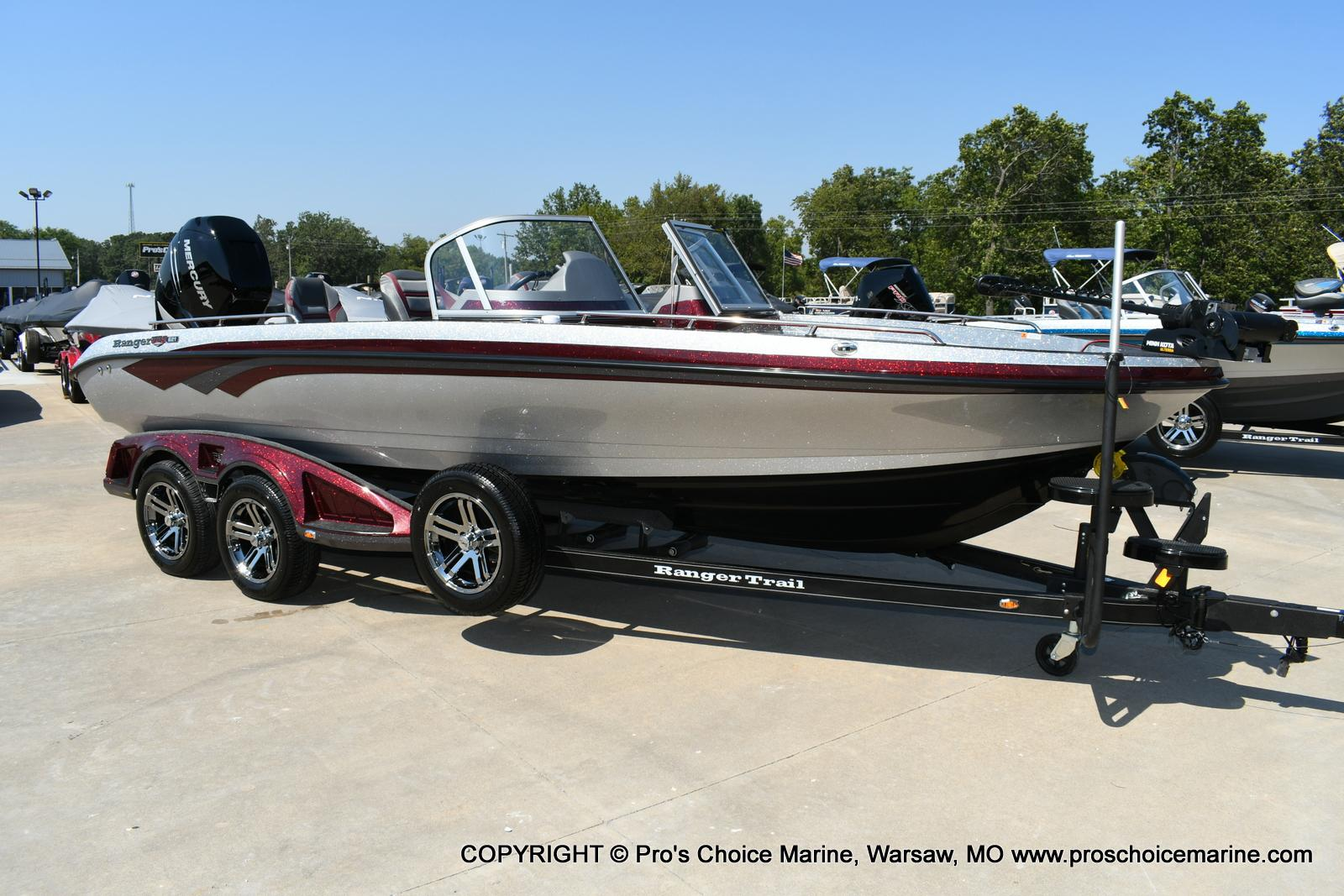 2020 Ranger Boats boat for sale, model of the boat is 621FS Ranger Cup Equipped & Image # 4 of 50
