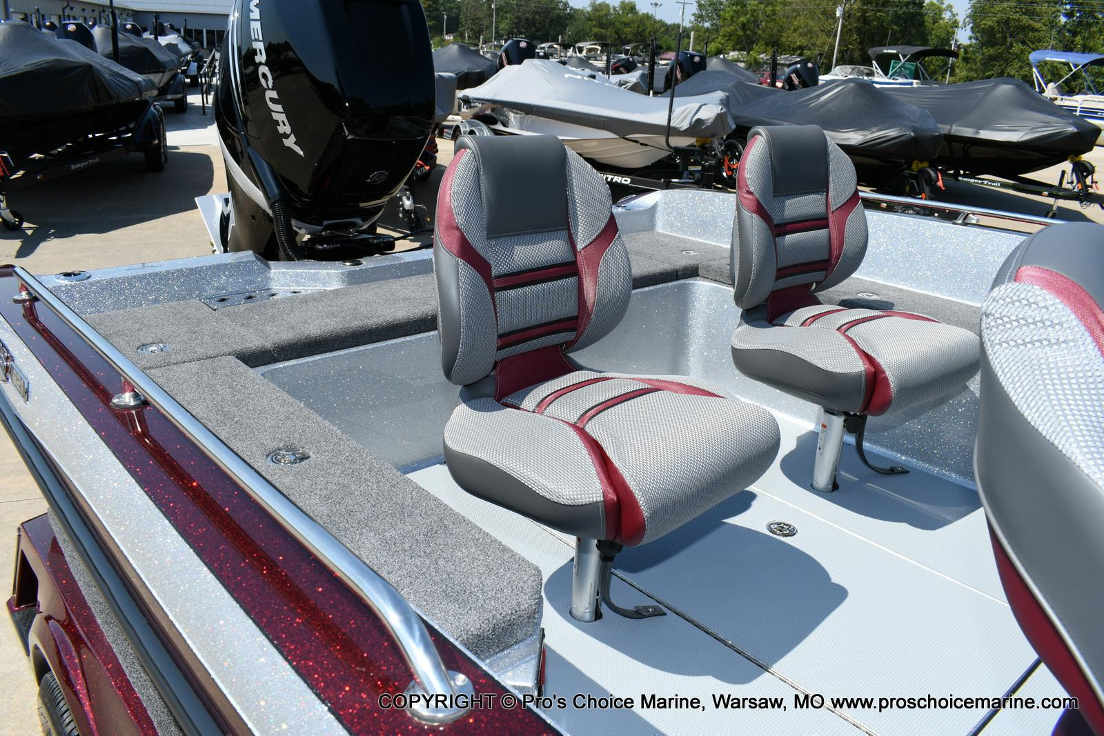 2020 Ranger Boats boat for sale, model of the boat is 621FS Ranger Cup Equipped & Image # 7 of 50