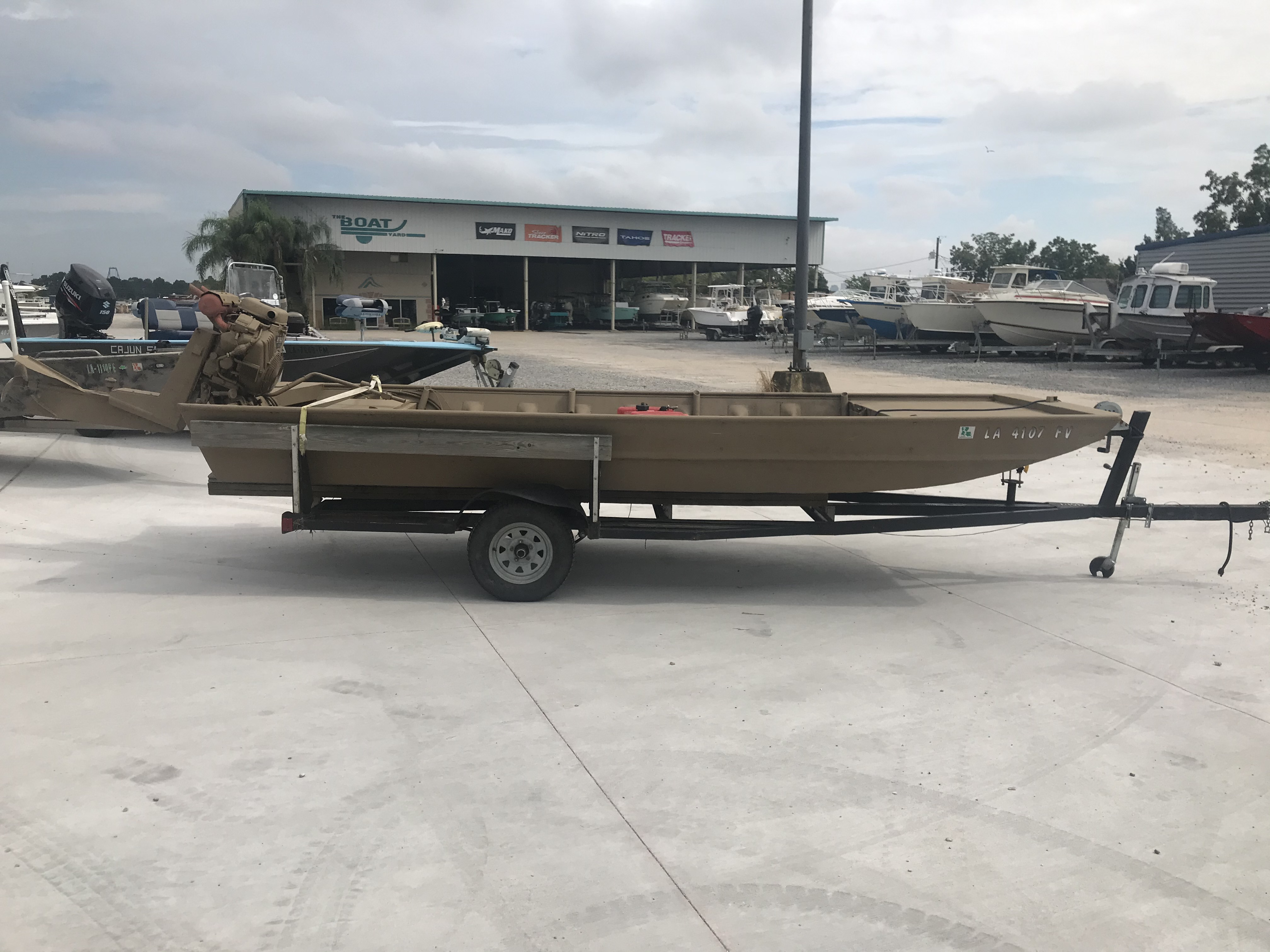 2009 Weldbuilt boat for sale, model of the boat is 17 & Image # 1 of 6