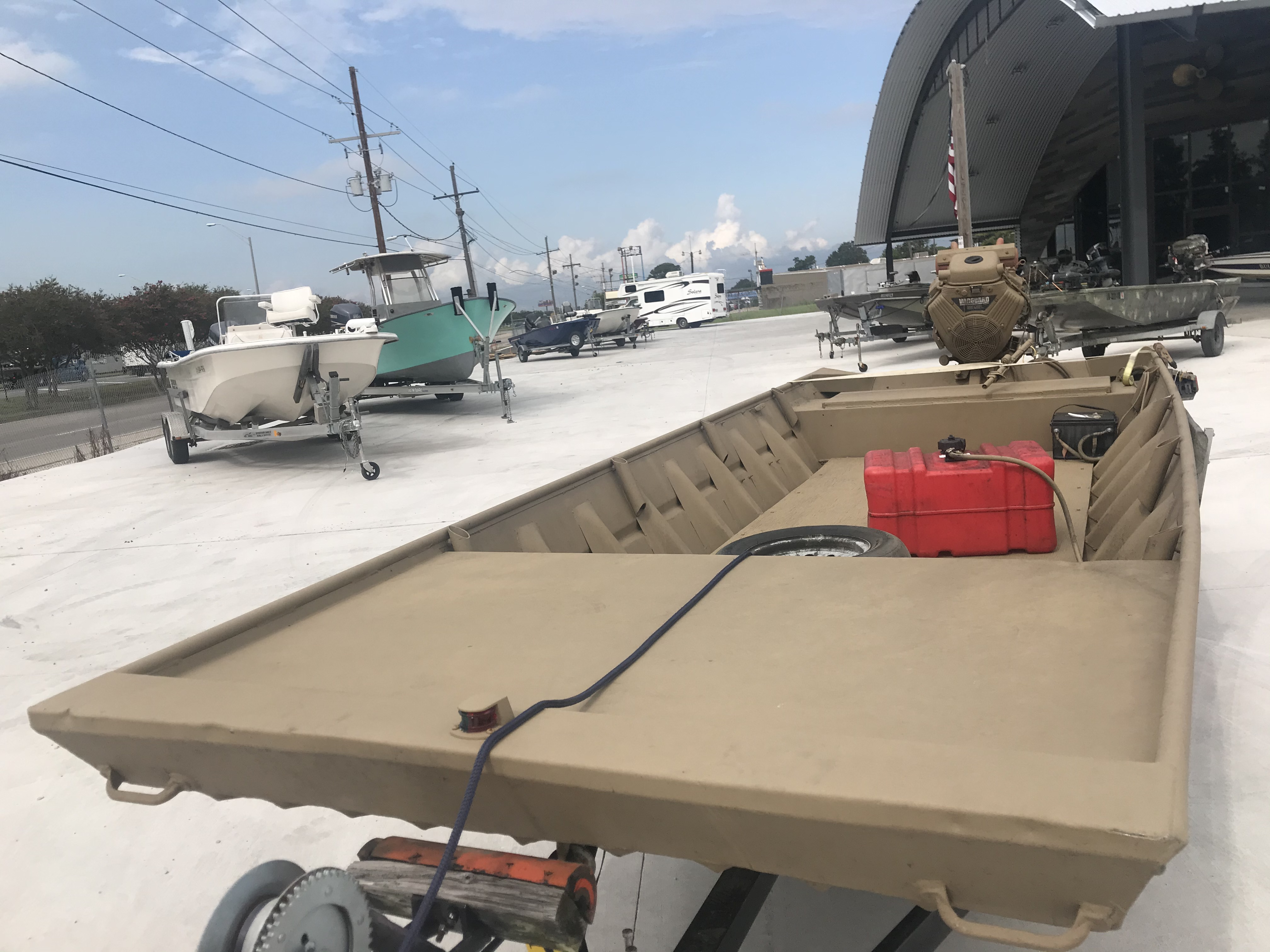 2009 Weldbuilt boat for sale, model of the boat is 17 & Image # 2 of 6