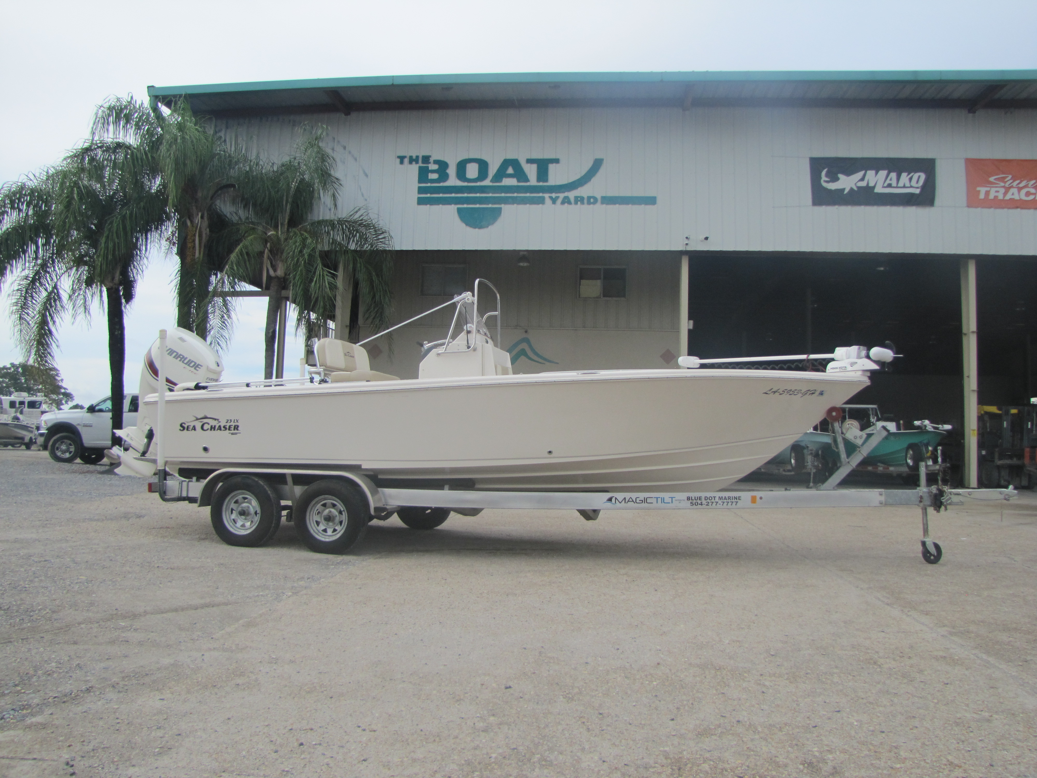 2018 Sea Chaser boat for sale, model of the boat is 23 LX & Image # 1 of 19