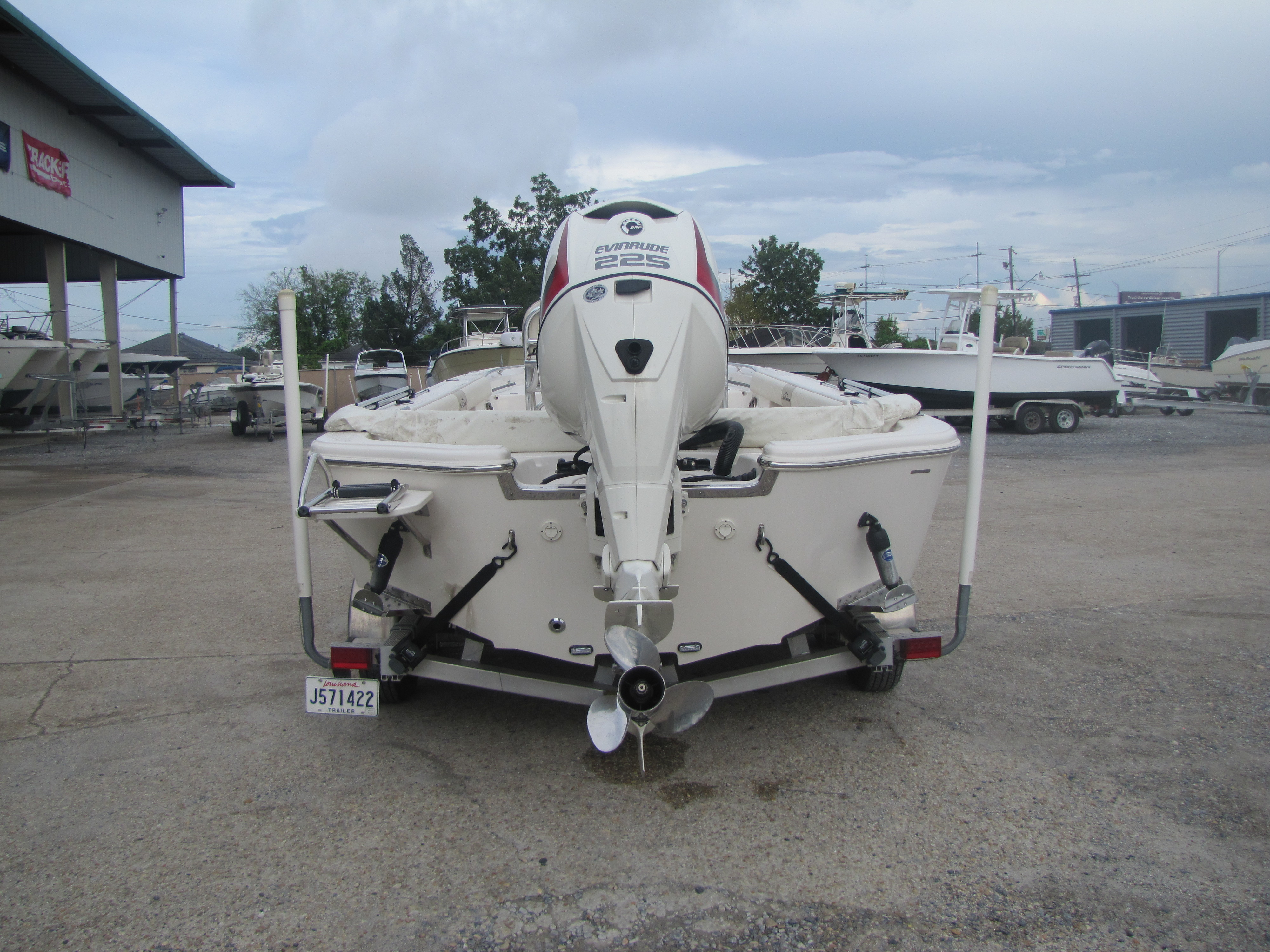 2018 Sea Chaser boat for sale, model of the boat is 23 LX & Image # 2 of 19