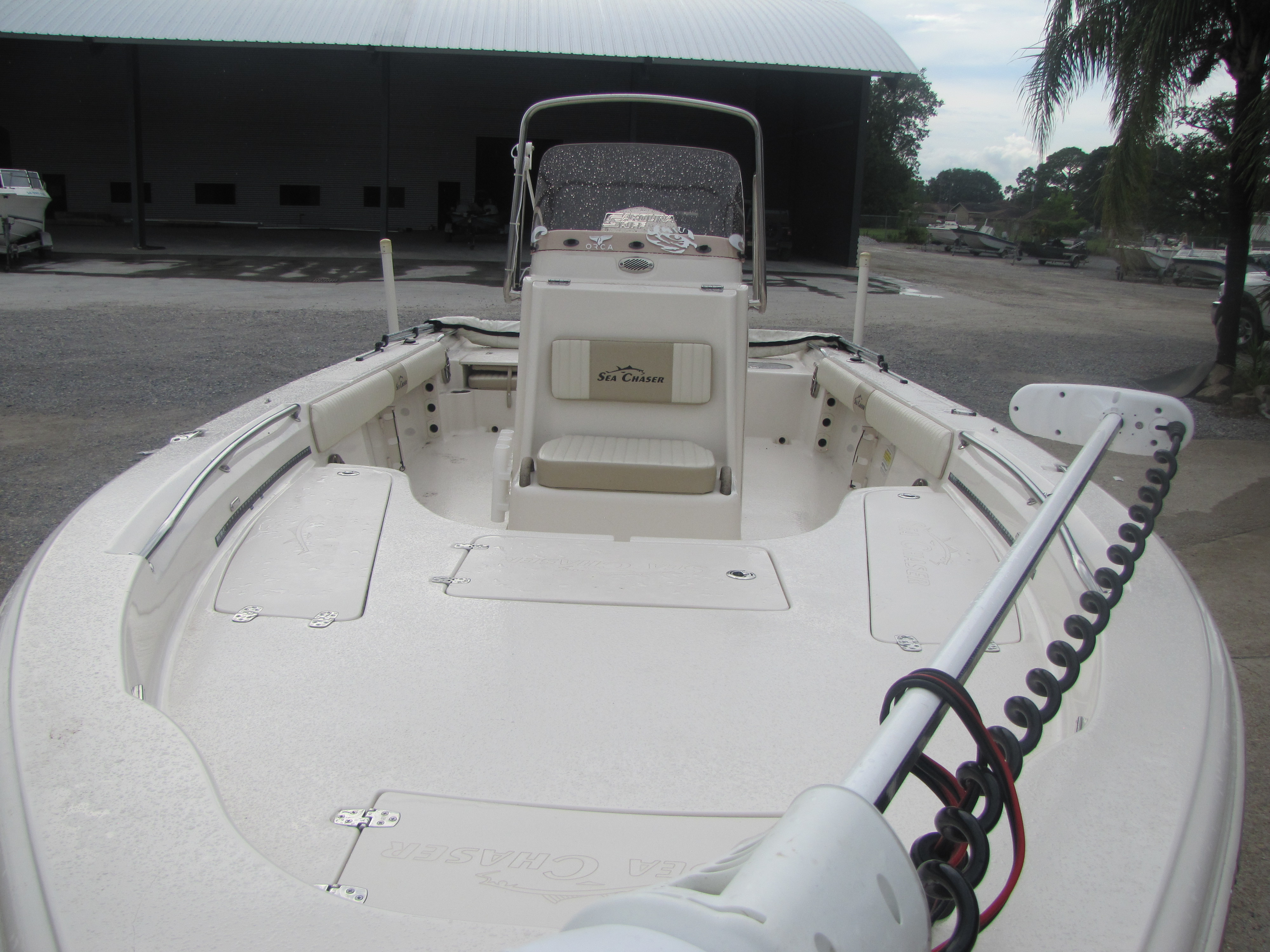 2018 Sea Chaser boat for sale, model of the boat is 23 LX & Image # 3 of 19