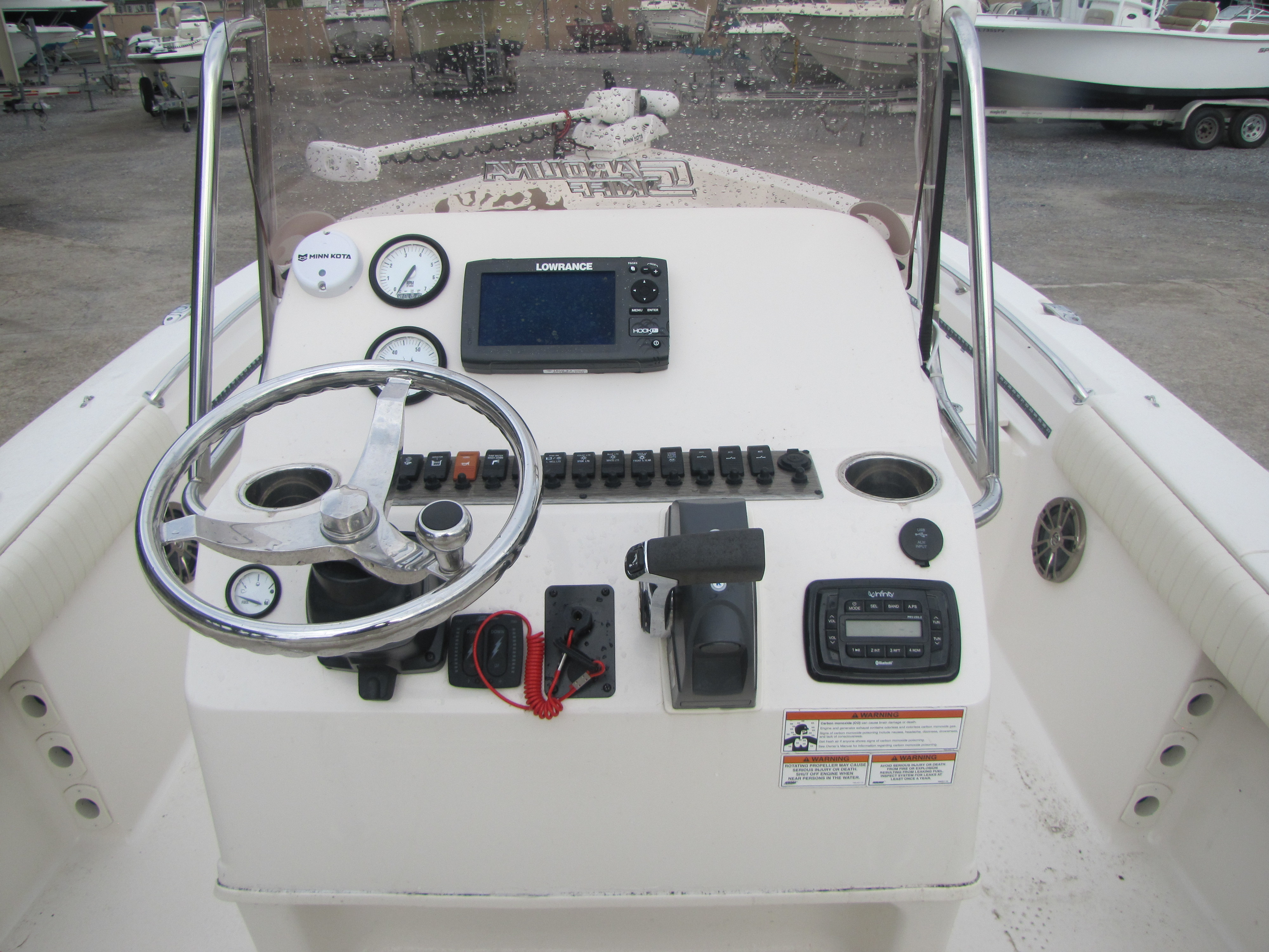2018 Sea Chaser boat for sale, model of the boat is 23 LX & Image # 12 of 19
