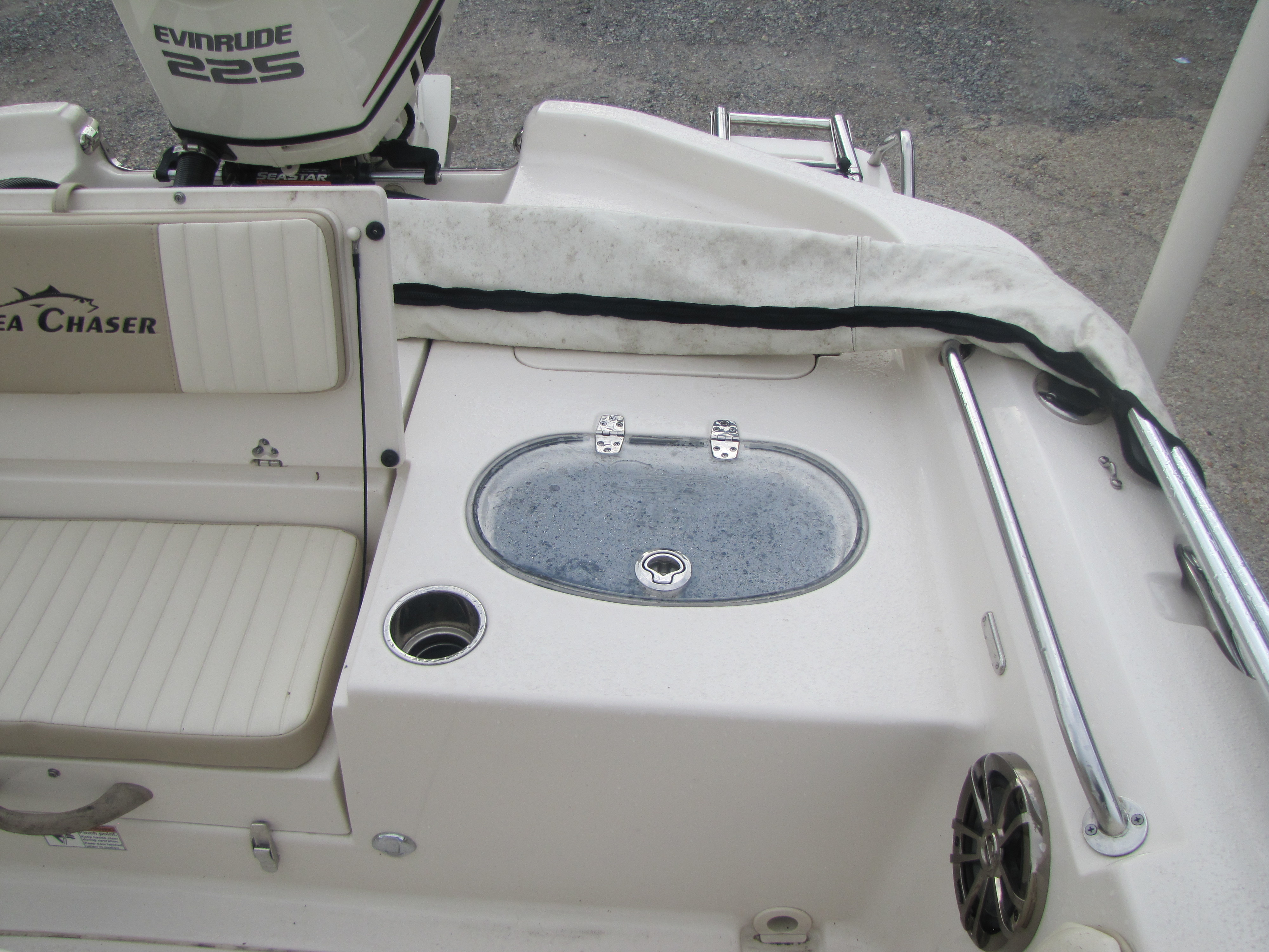2018 Sea Chaser boat for sale, model of the boat is 23 LX & Image # 4 of 19