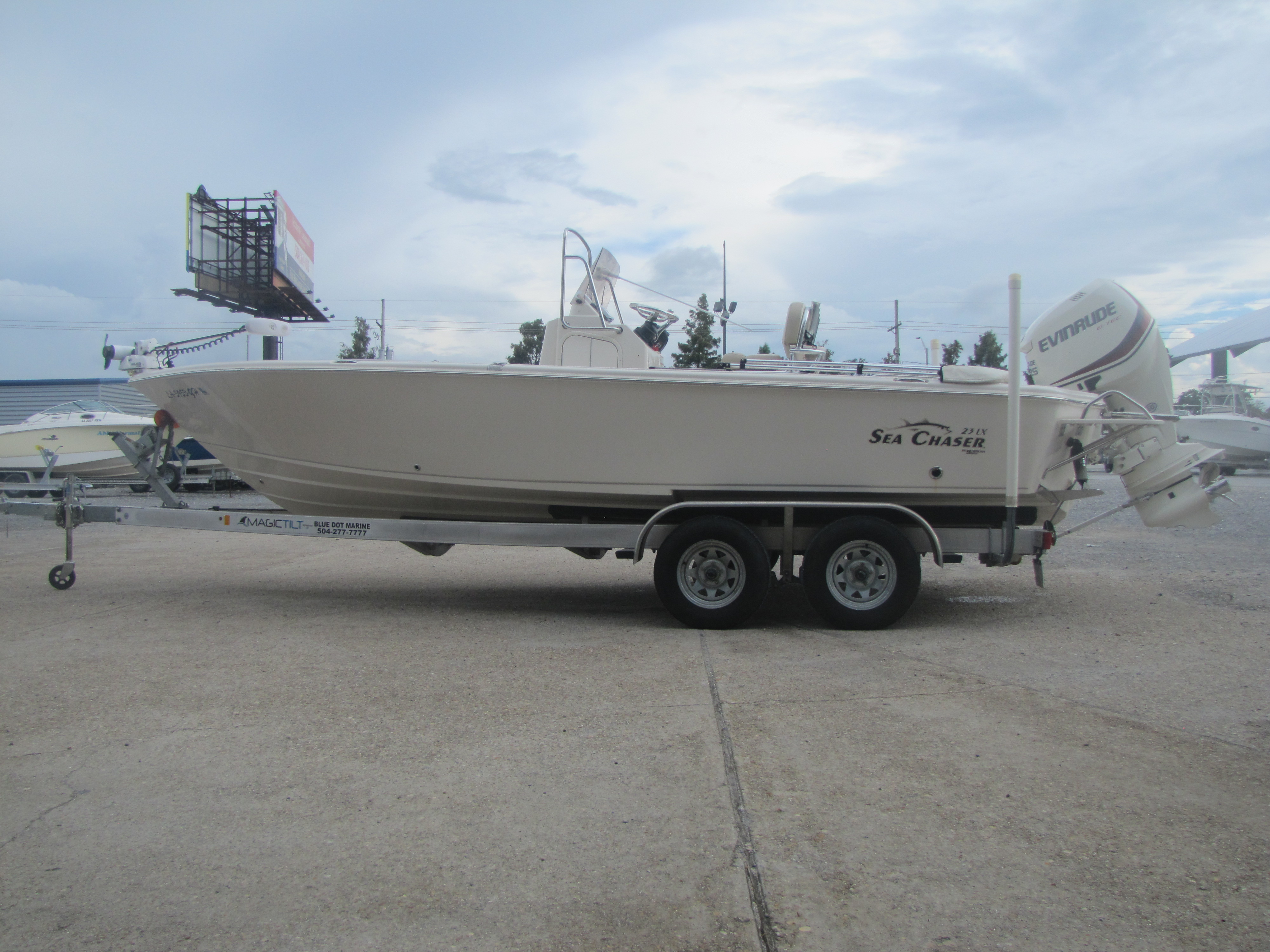 2018 Sea Chaser boat for sale, model of the boat is 23 LX & Image # 5 of 19