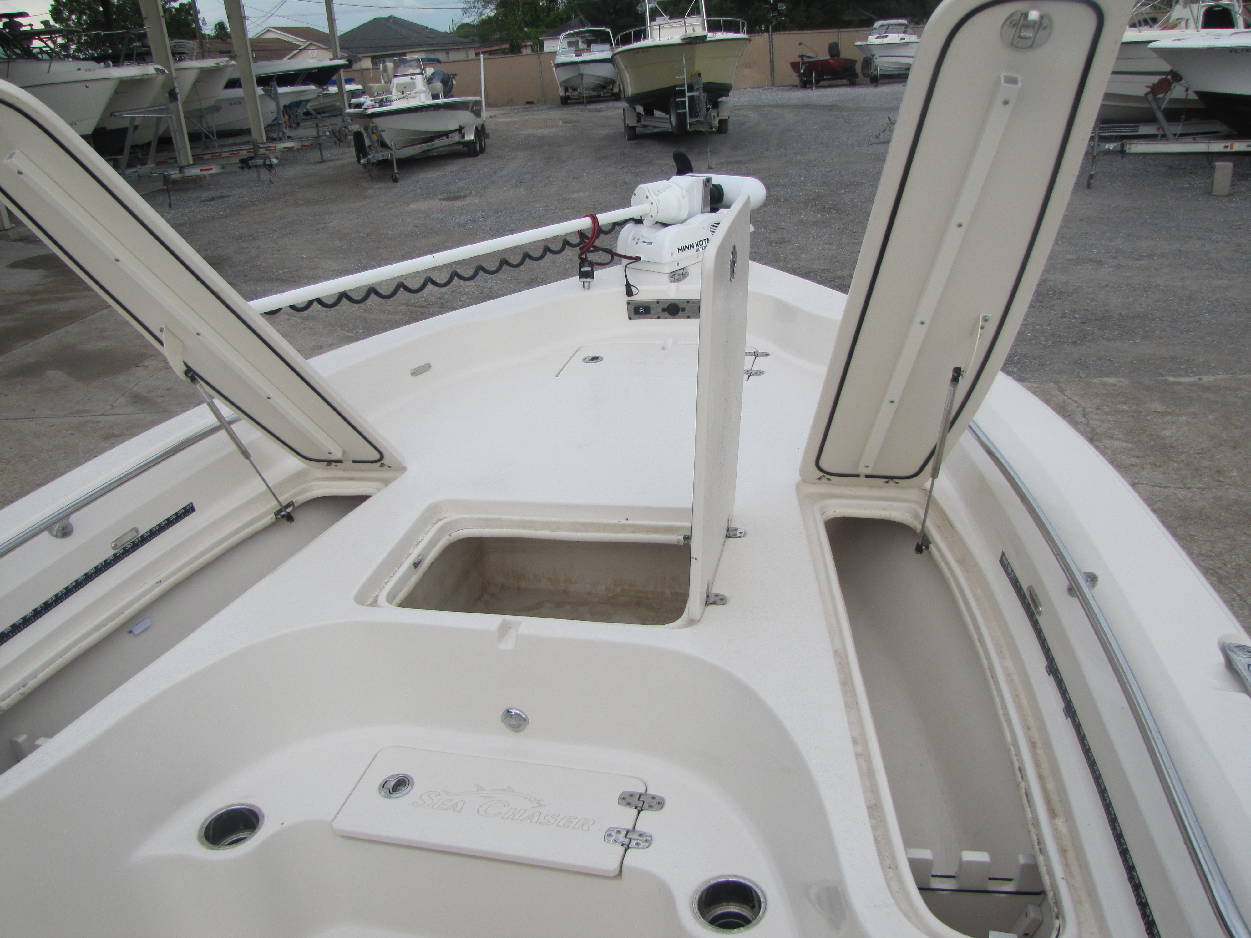 2018 Sea Chaser boat for sale, model of the boat is 23 LX & Image # 6 of 19
