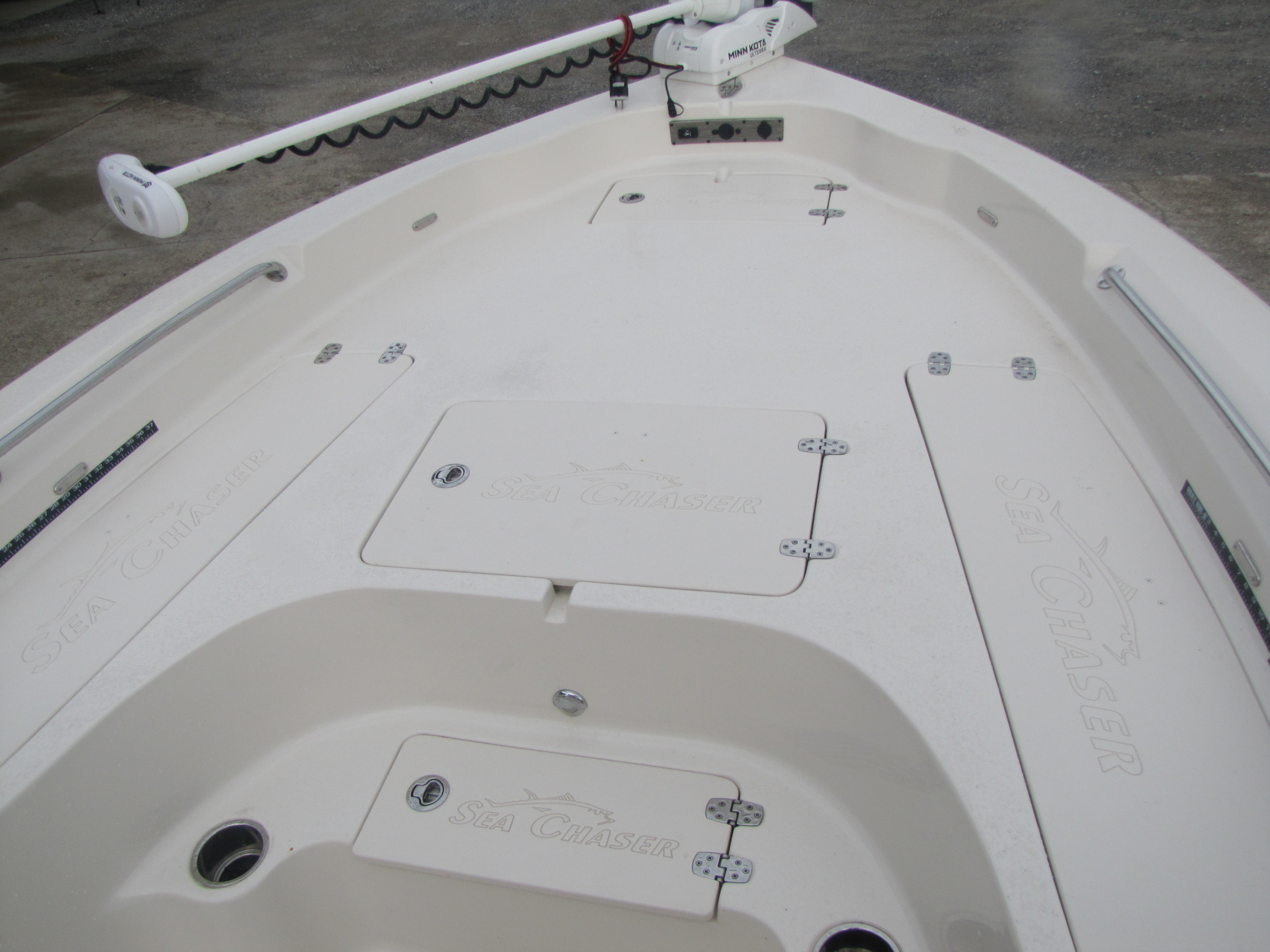 2018 Sea Chaser boat for sale, model of the boat is 23 LX & Image # 7 of 19