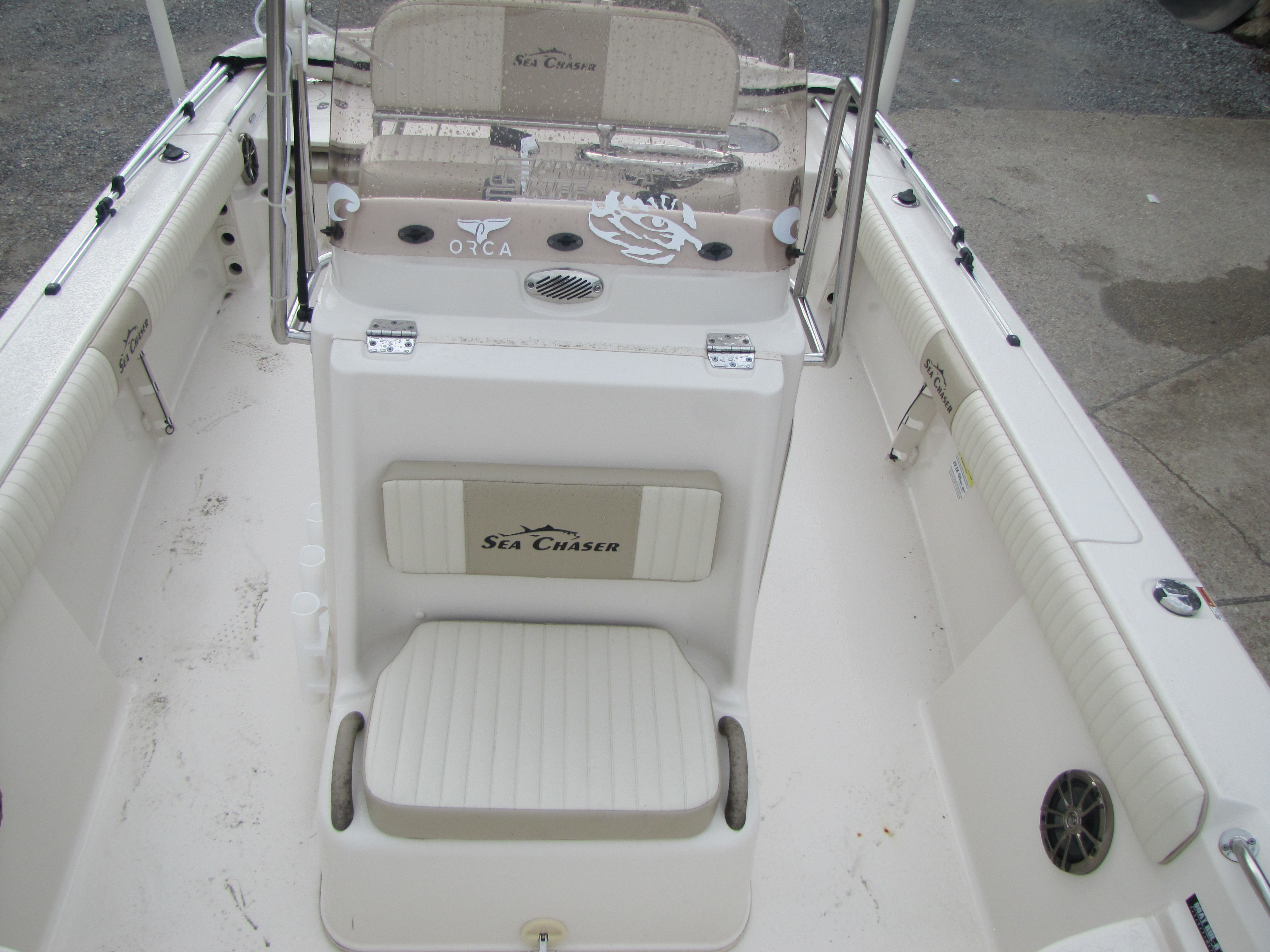 2018 Sea Chaser boat for sale, model of the boat is 23 LX & Image # 8 of 19