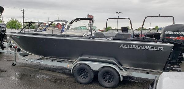 2014 ALUMAWELD COLUMBIA 23 FT for sale