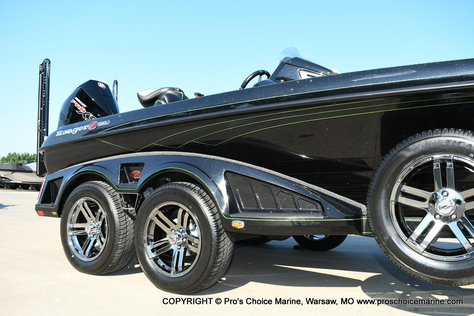 2020 Ranger Boats boat for sale, model of the boat is Z520C Ranger Cup Equipped & Image # 19 of 50
