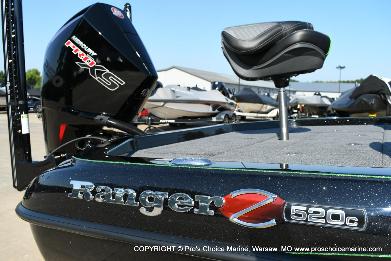 2020 Ranger Boats boat for sale, model of the boat is Z520C Ranger Cup Equipped & Image # 20 of 50