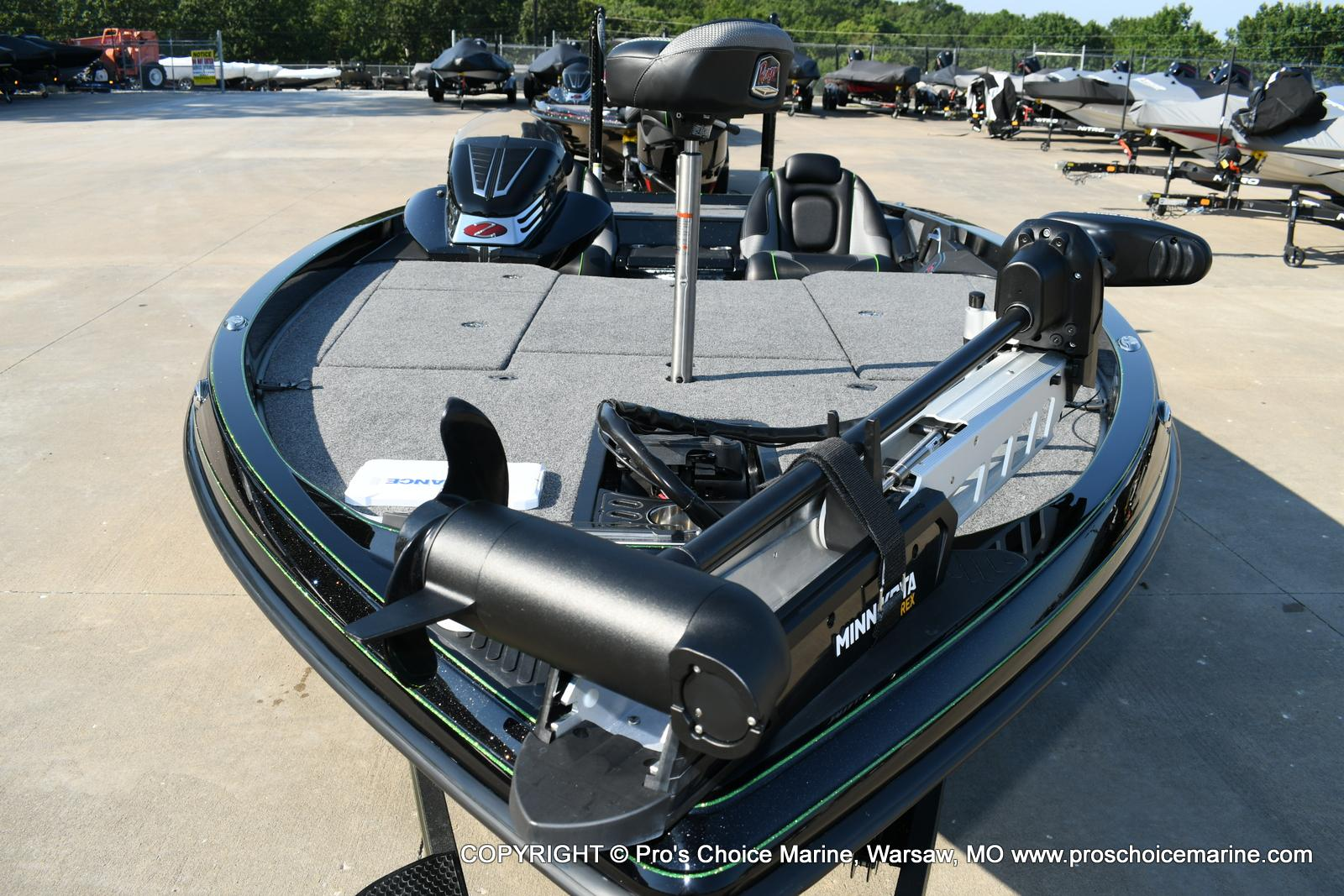 2020 Ranger Boats boat for sale, model of the boat is Z520C Ranger Cup Equipped & Image # 22 of 50