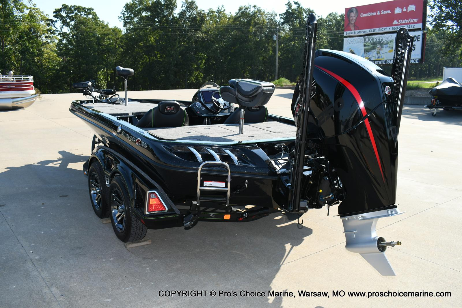 2020 Ranger Boats boat for sale, model of the boat is Z520C Ranger Cup Equipped & Image # 3 of 50