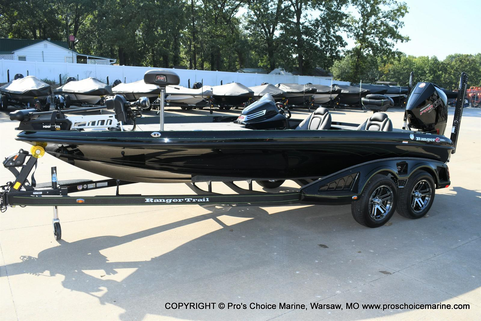 2020 Ranger Boats boat for sale, model of the boat is Z520C Ranger Cup Equipped & Image # 48 of 50