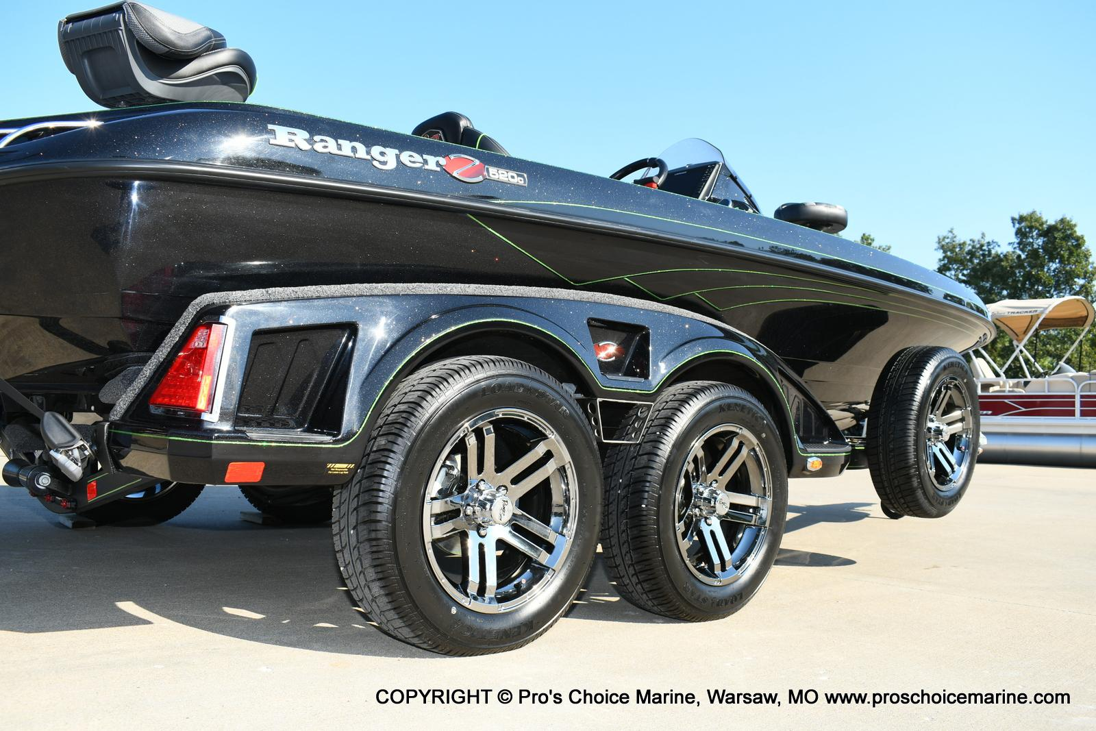 2020 Ranger Boats boat for sale, model of the boat is Z520C Ranger Cup Equipped & Image # 7 of 50