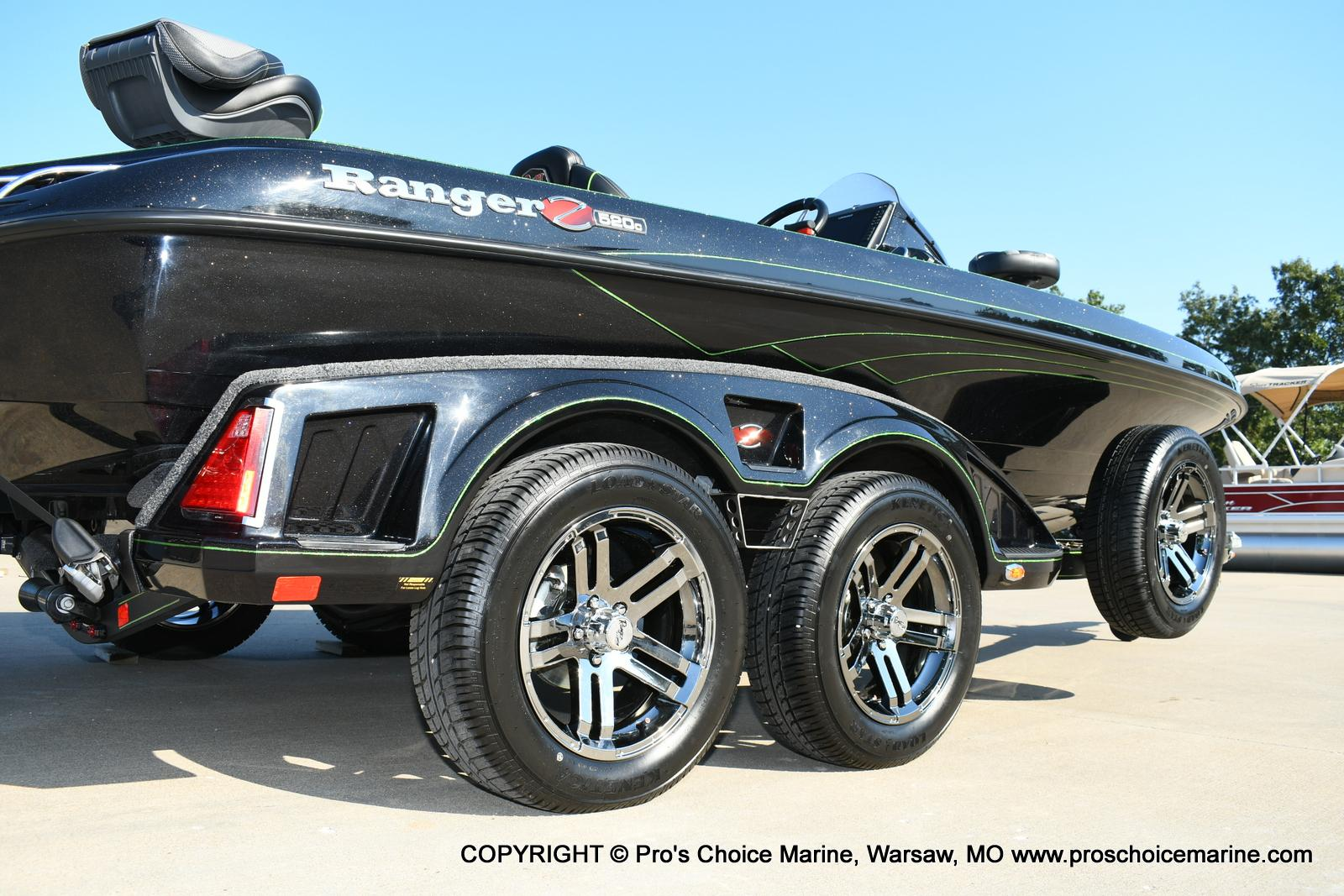 2020 Ranger Boats boat for sale, model of the boat is Z520C Ranger Cup Equipped & Image # 8 of 50