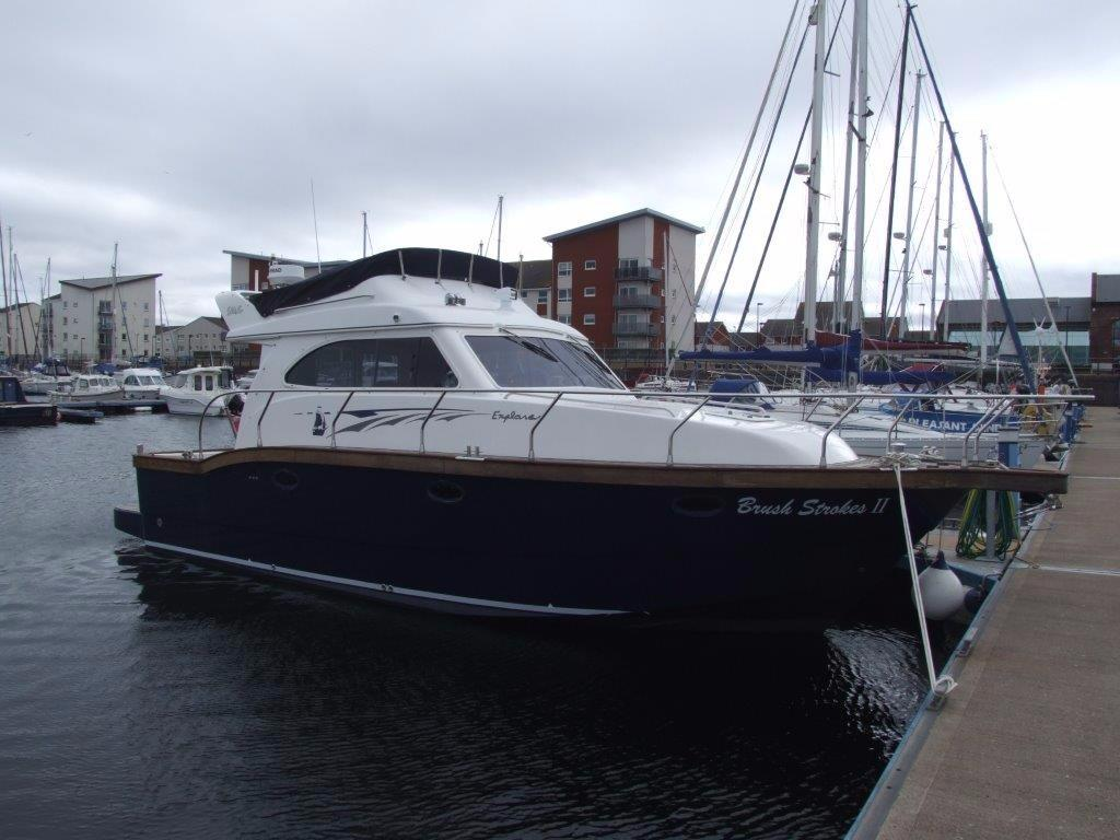 Viking Marin 32 Flybridge
