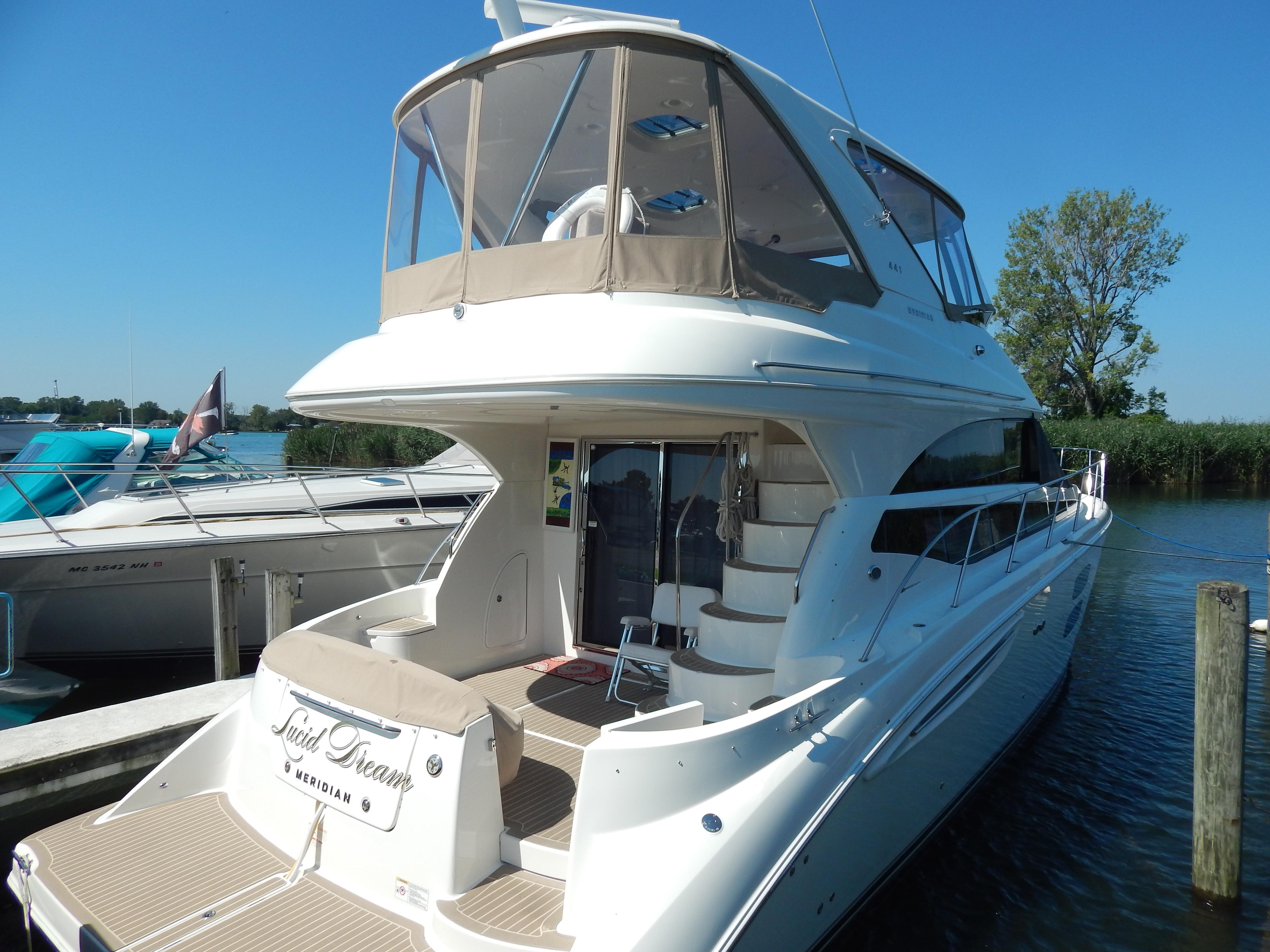 2014 47 17 Ft Yacht For Sale Allied Marine