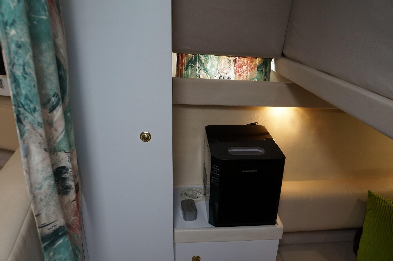 Mid Cabin Storage