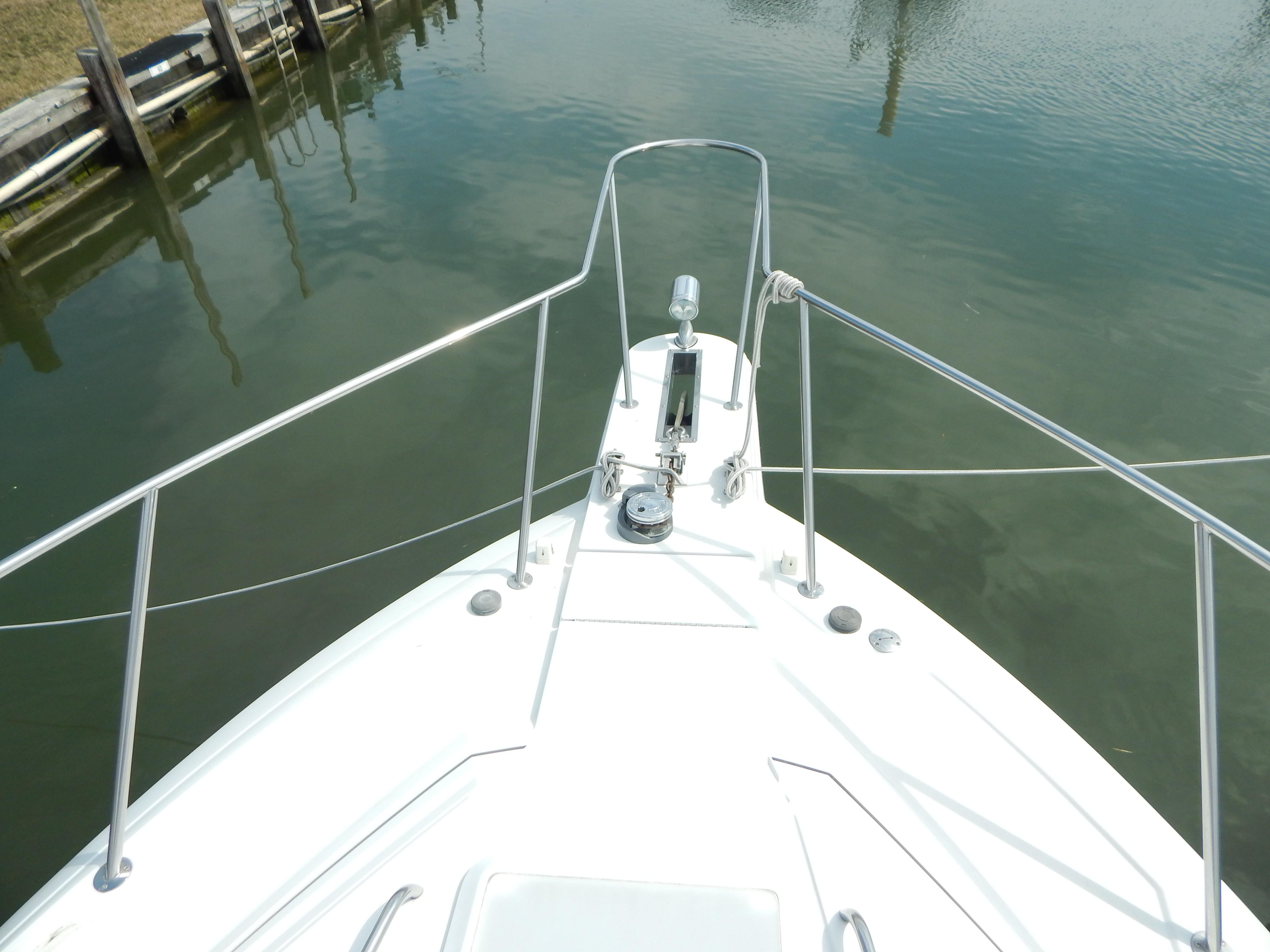 Pulpit W/windlass