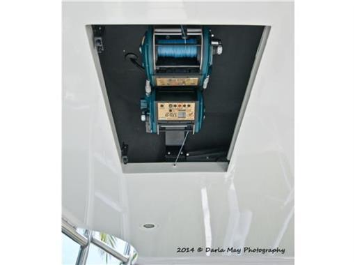2006 63 Bertram- Helm- 6 Reel Storage