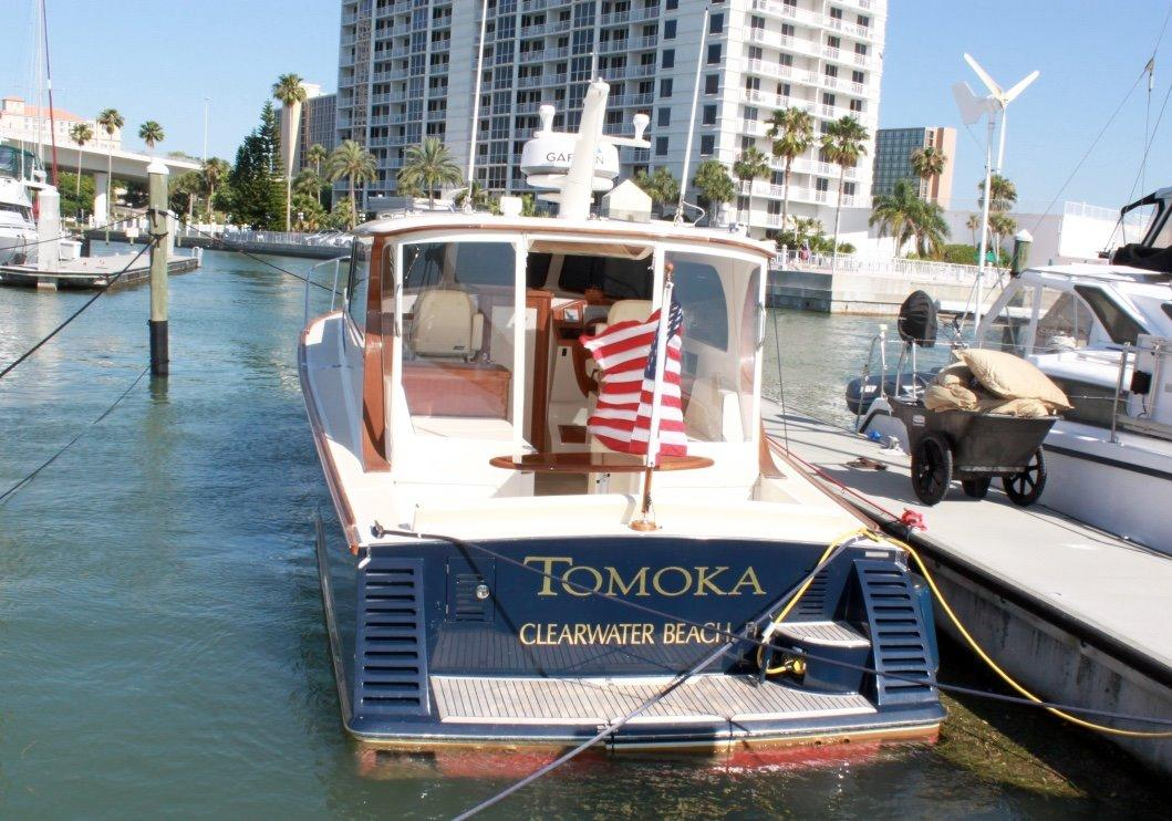 37 marlow 2006 tomoka for sale in stuart florida us for Marlow builders