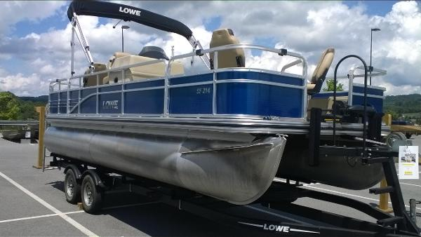 2017 Lowe boat for sale, model of the boat is SF214 Sport Fish & Image # 1 of 14