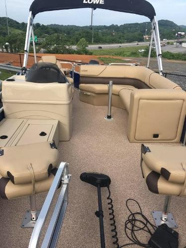 2017 Lowe boat for sale, model of the boat is SF214 Sport Fish & Image # 3 of 14